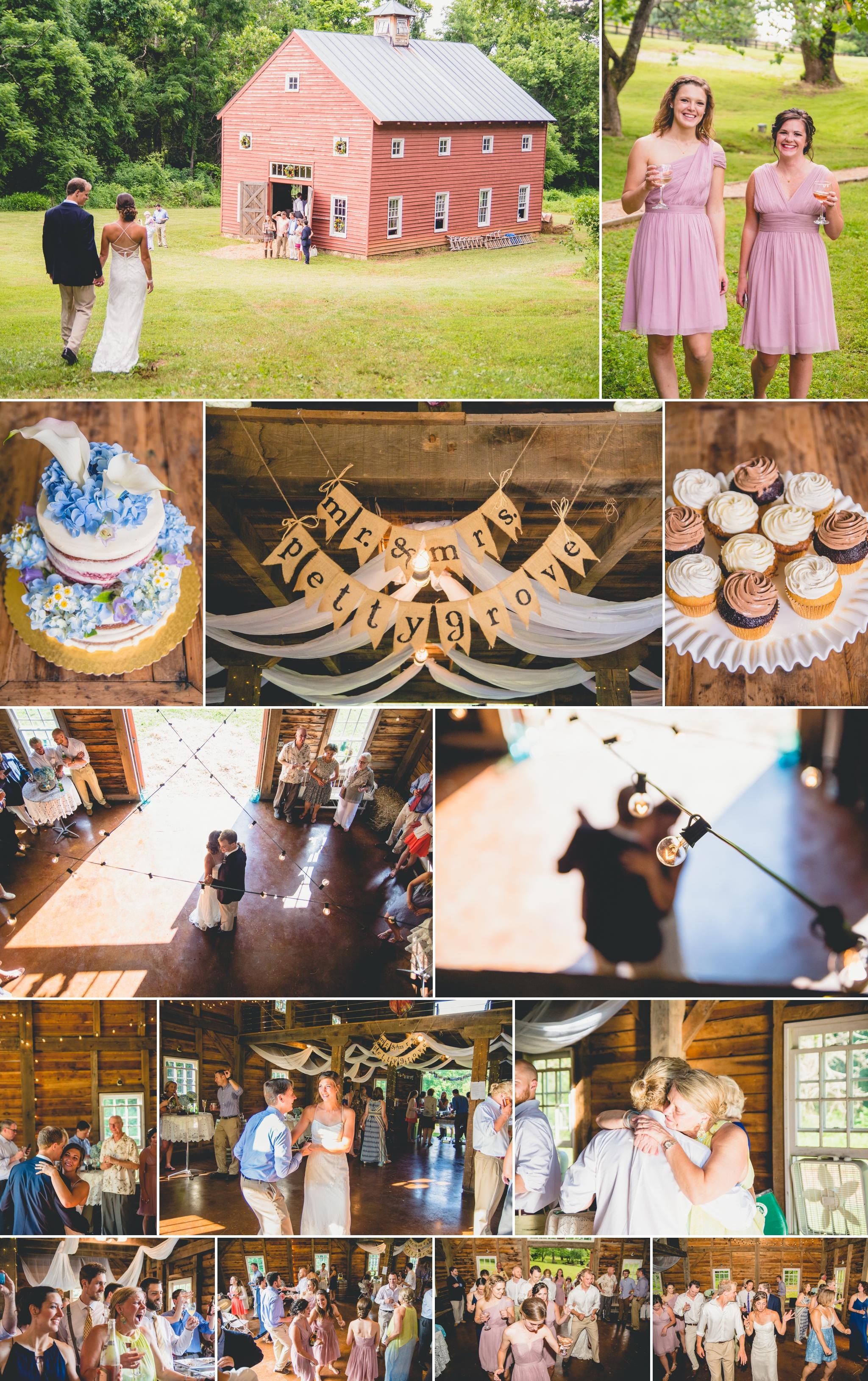 charlottesville va wedding photographers
