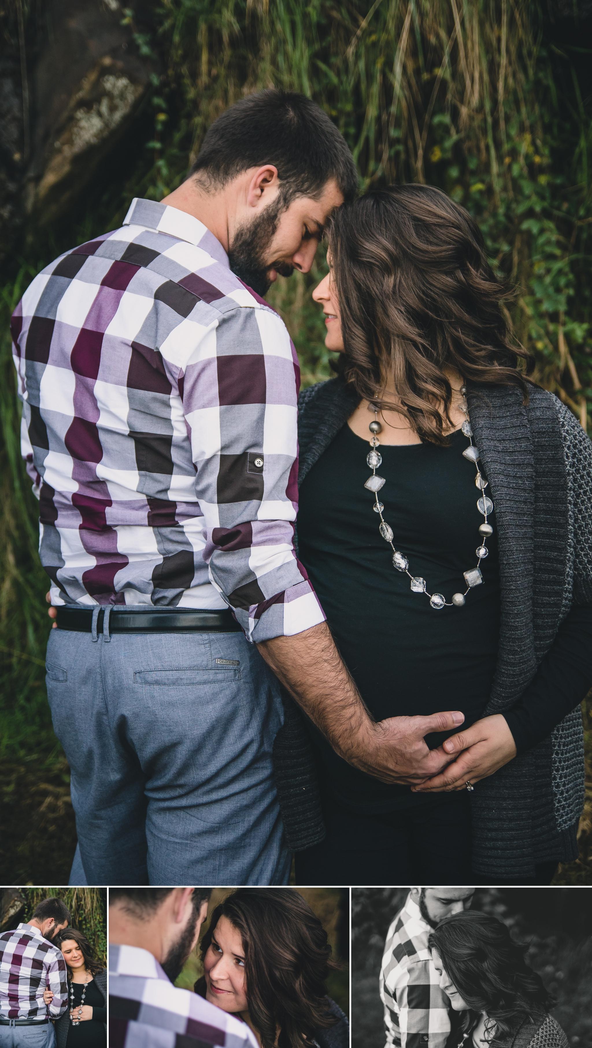 downtown lynchburg va maternity session