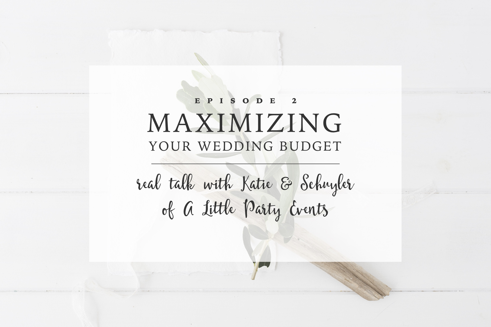 maximizing your wedding budget with a little party events lynchburg