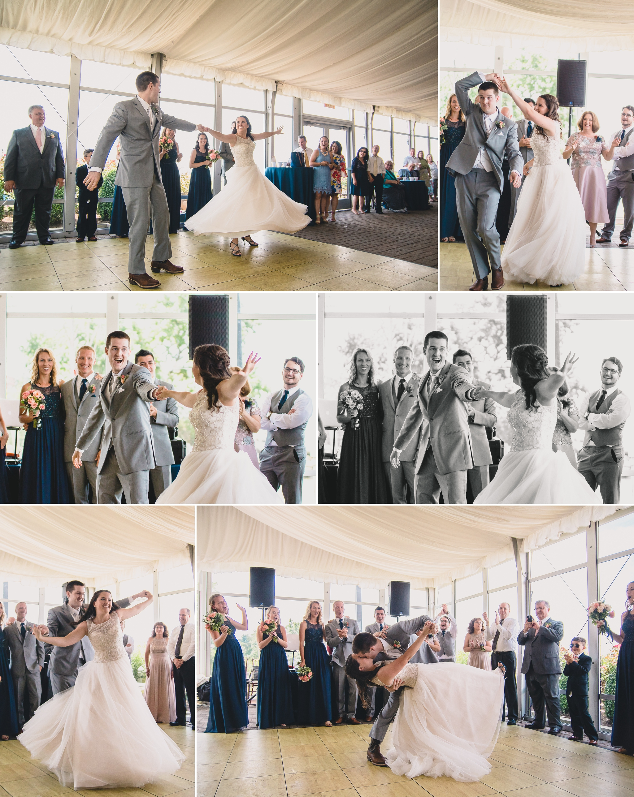 chesapeake bay wedding at silver swan bayside on kent island maryland by jonathan hannah photography