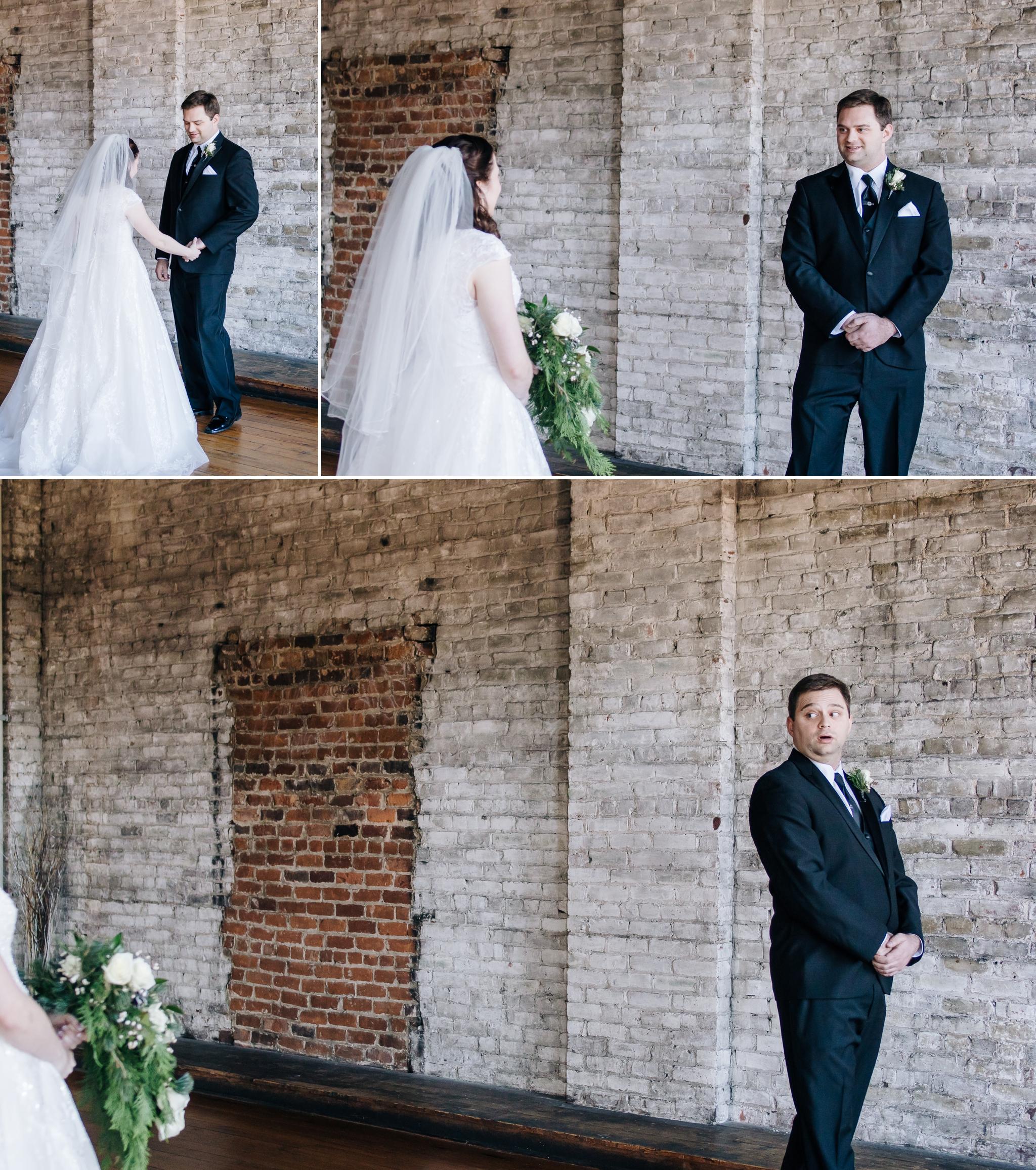 Tresca on 8th Lynchburg Virginia Snidow Chapel Lynchburg College Jonathan Hannah Wedding Photography VA