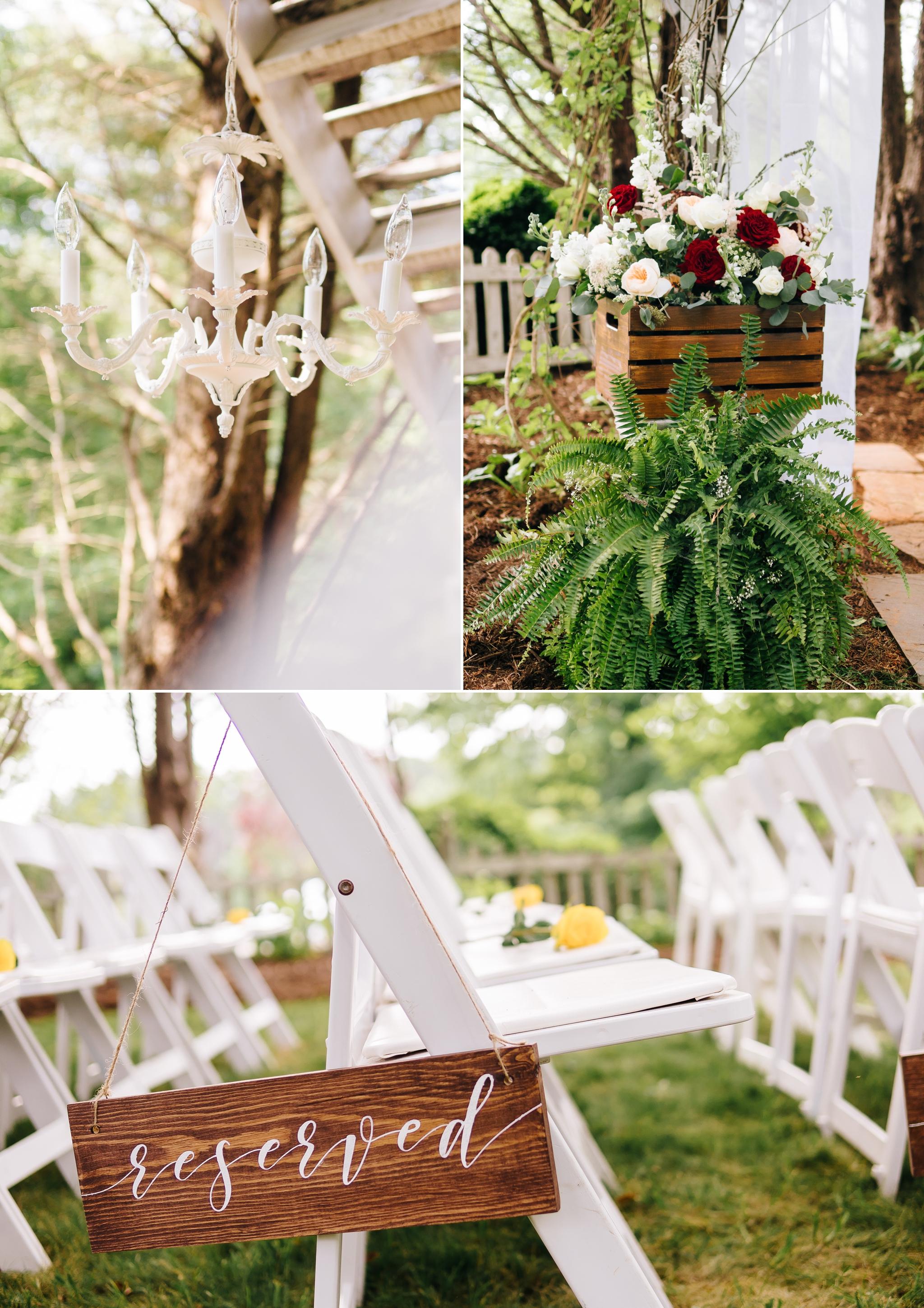 elegant garden spring wedding evington lynchburg forest bedford va jonathan hannah photography