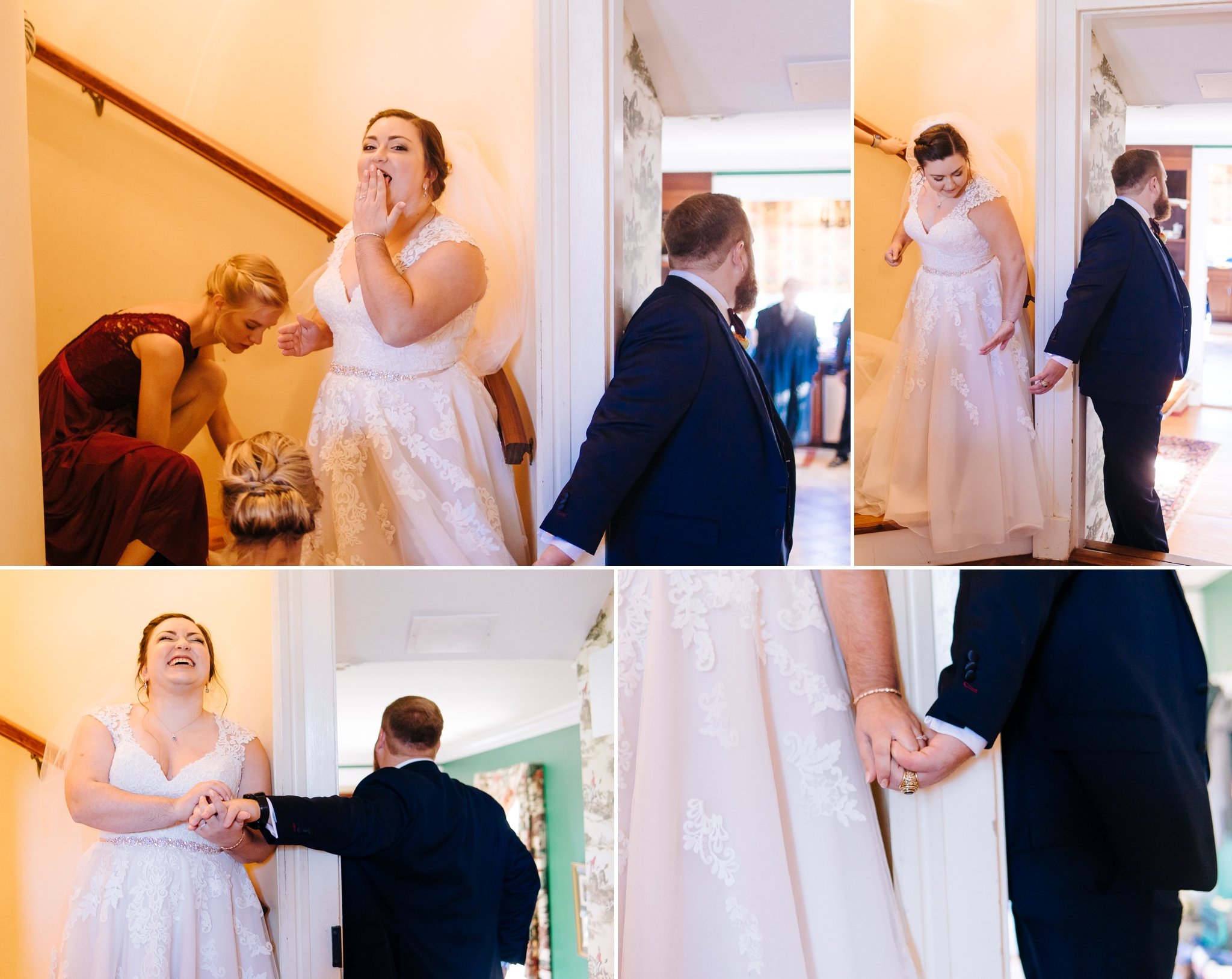 Bride_and_groom_first_look_no_peek_at_wolftrap_farms_by_jonathan_and_hannah_photography