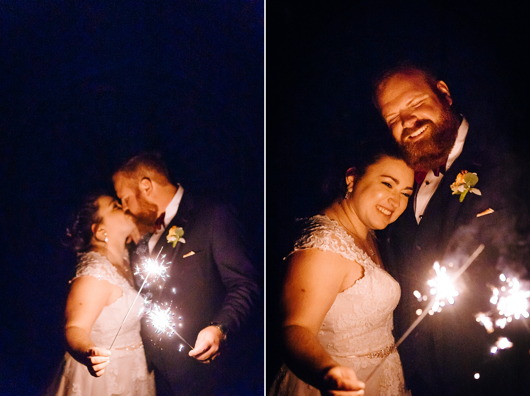 Bride_and_groom_portrait_with_sparklers_at_wolftrap_farms_by_jonathan_and_hannah_photography