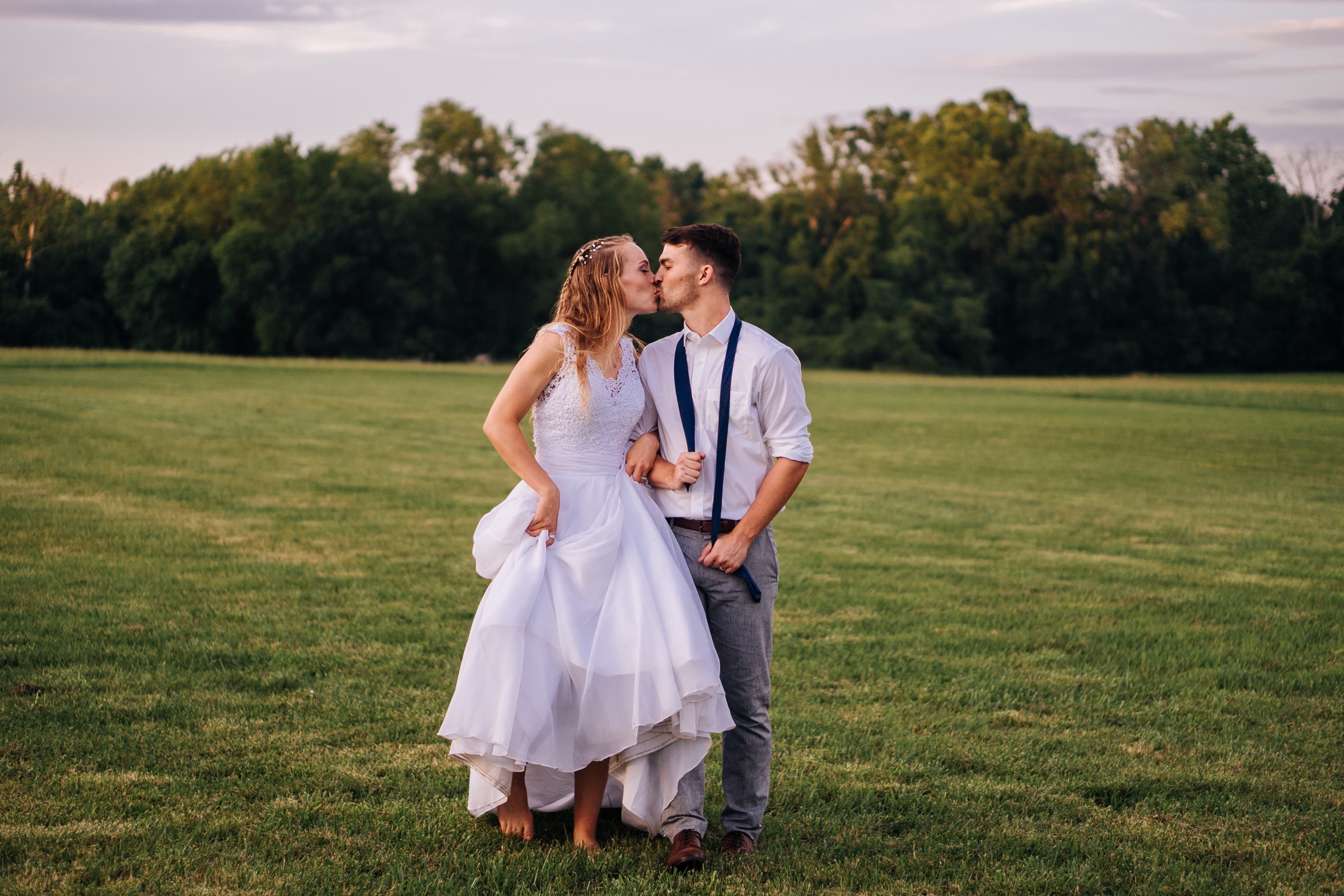 Michael and Abigael Virginia Warehouse Industrial Boho Wedding in Blue and Ivory by Jonathan Hannah Photography-40.jpg