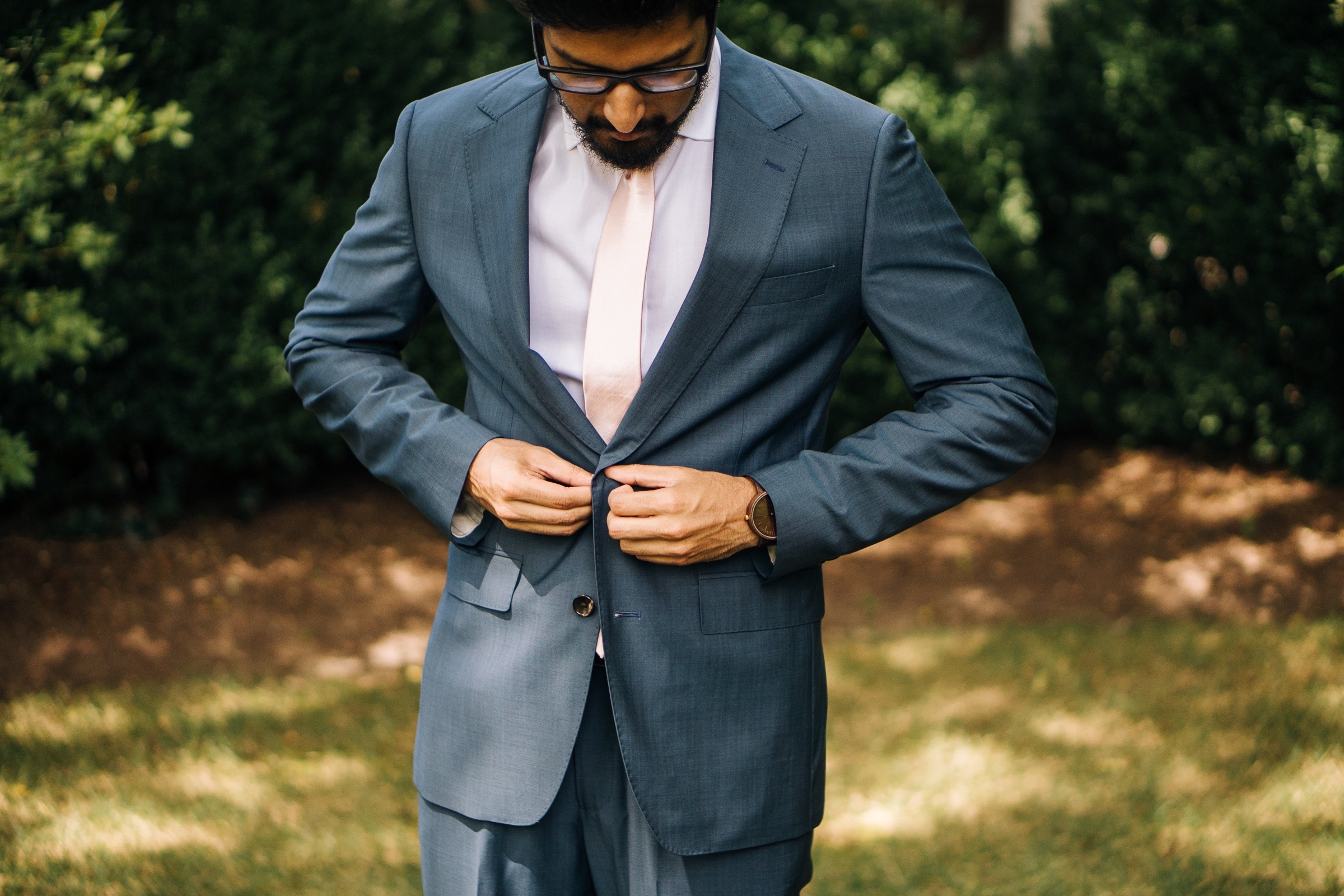 Multicultural Bengali Christian Wedding at the Mill at Fine Creek by Jonathan Hannah Photography-9.jpg