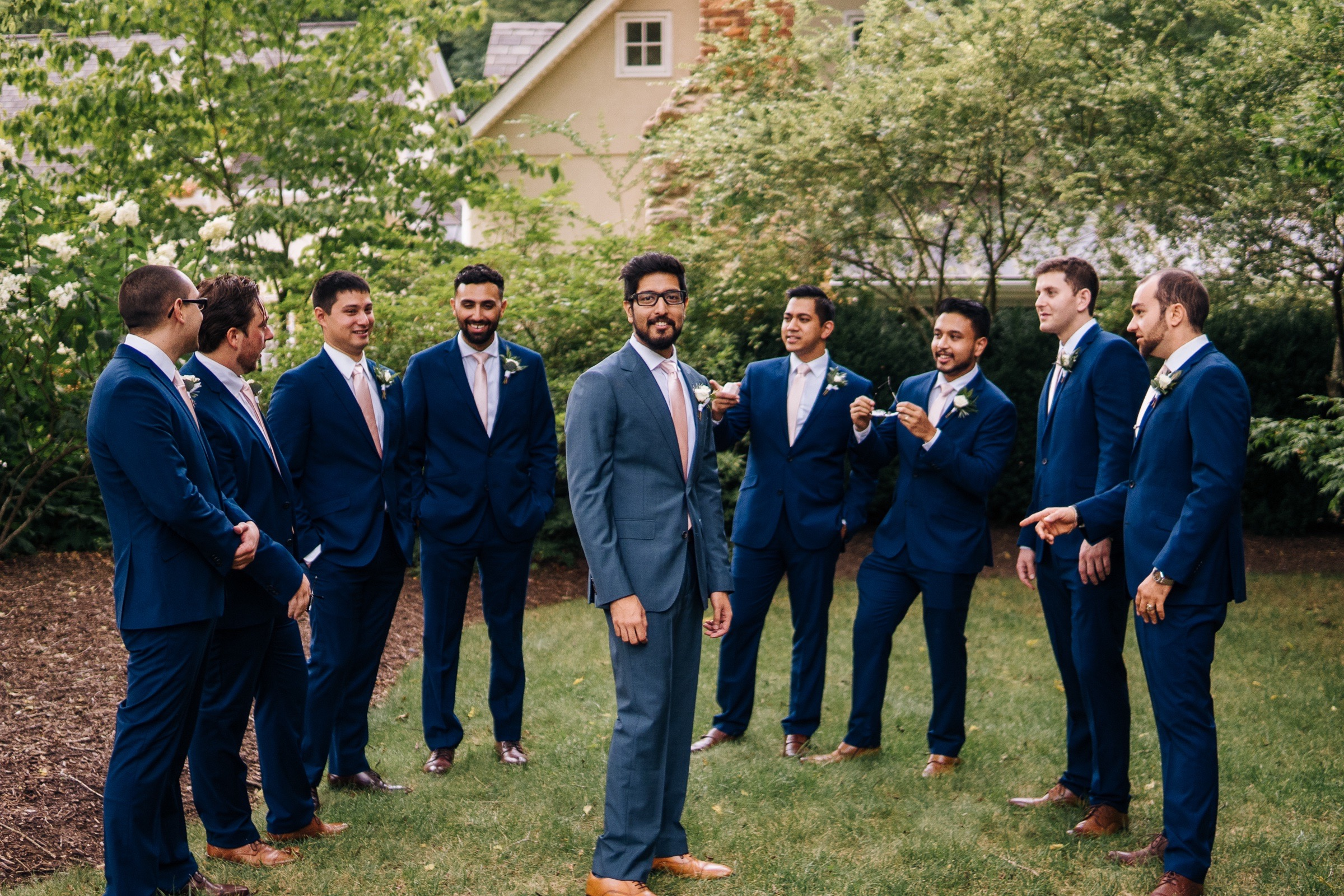 Multicultural Bengali Christian Wedding at the Mill at Fine Creek by Jonathan Hannah Photography-15.jpg