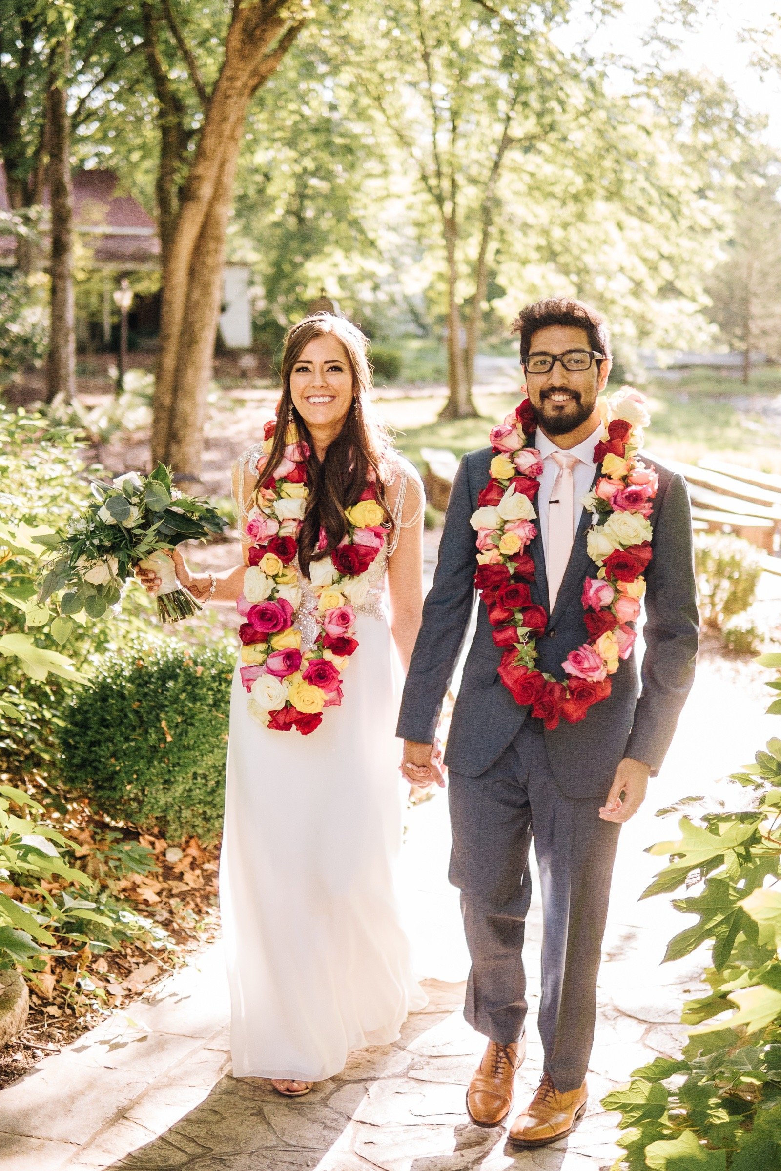 Multicultural Bengali Christian Wedding at the Mill at Fine Creek by Jonathan Hannah Photography-19.jpg