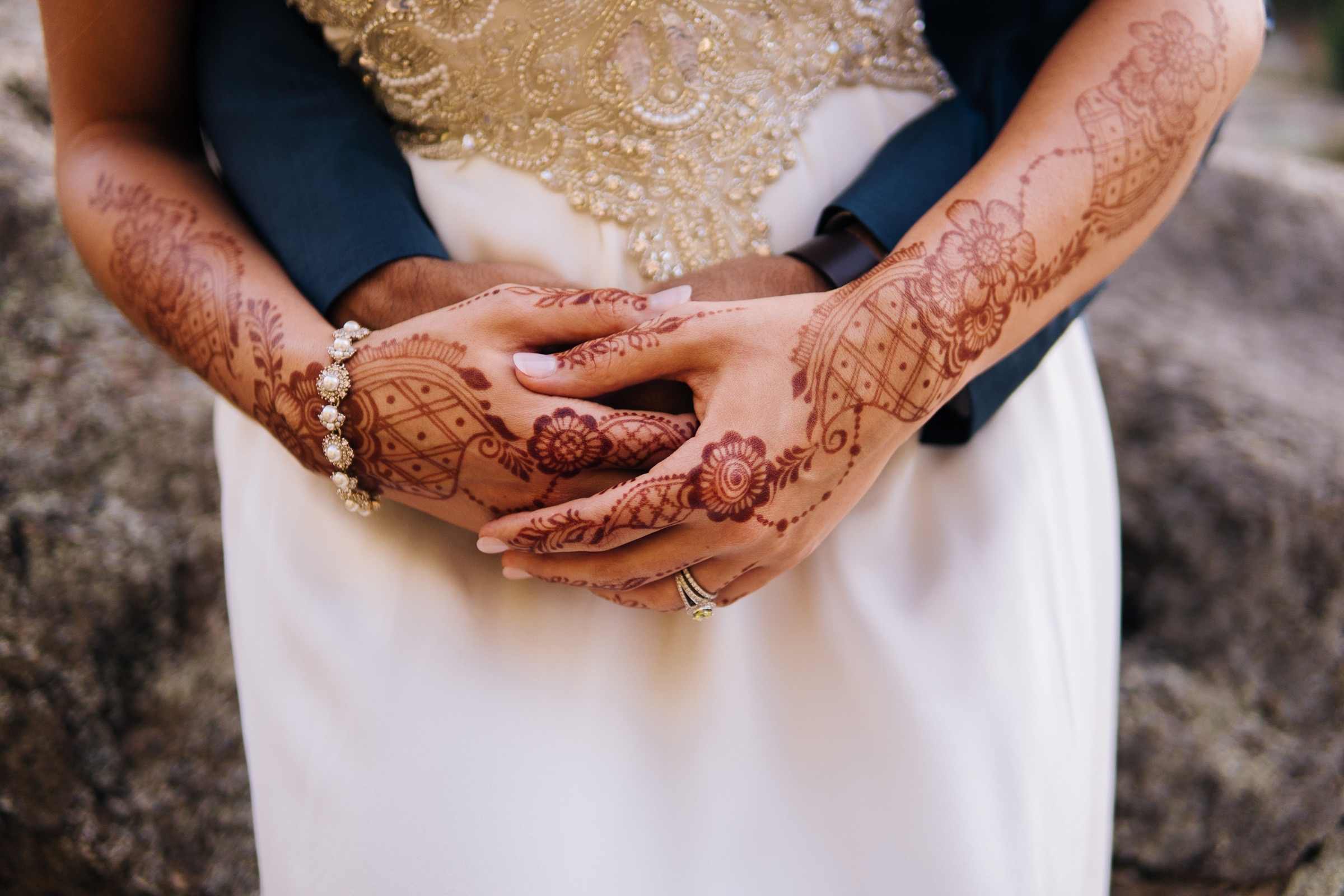 Multicultural Bengali Christian Wedding at the Mill at Fine Creek by Jonathan Hannah Photography-22.jpg