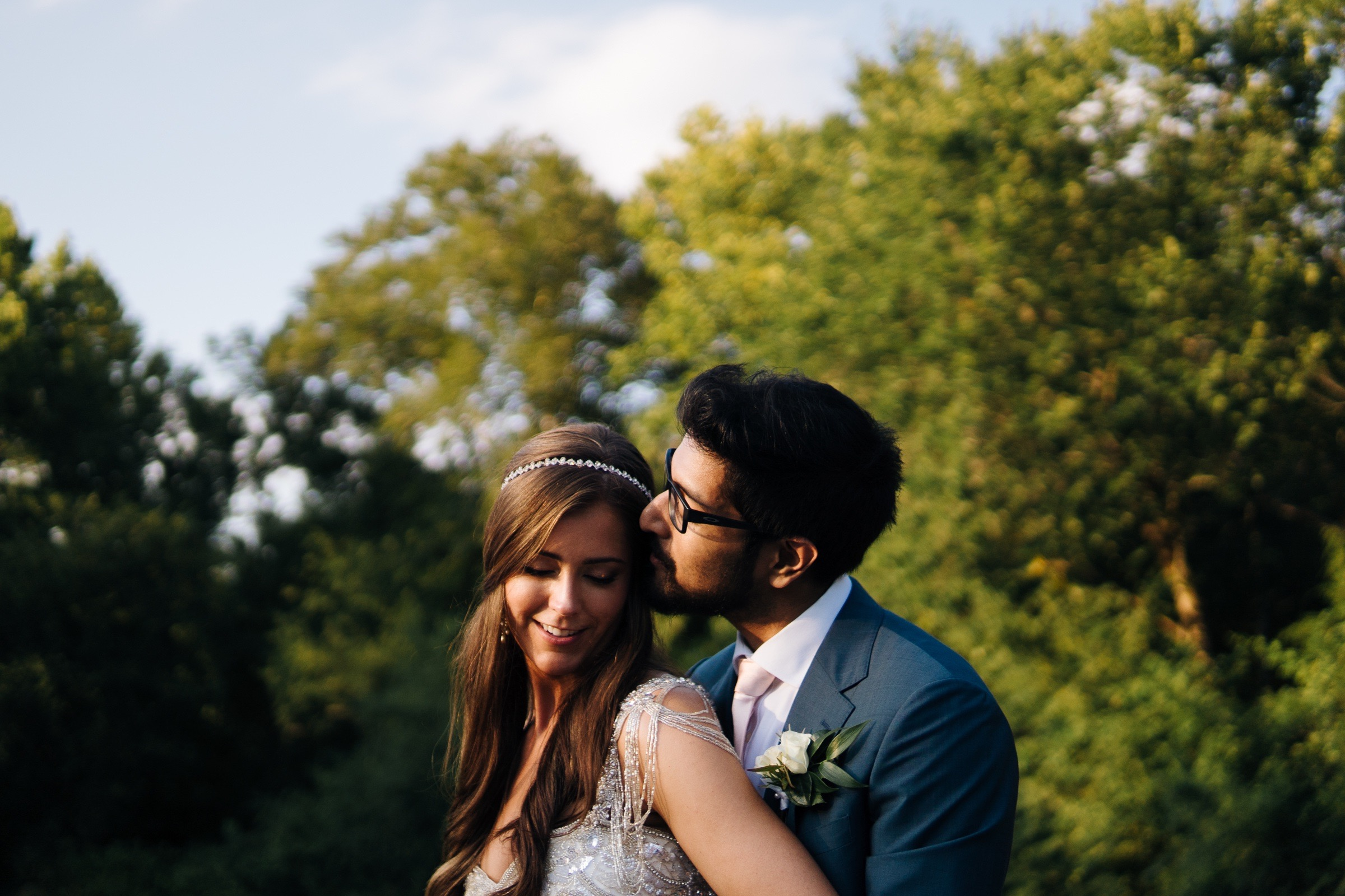 Multicultural Bengali Christian Wedding at the Mill at Fine Creek by Jonathan Hannah Photography-26.jpg