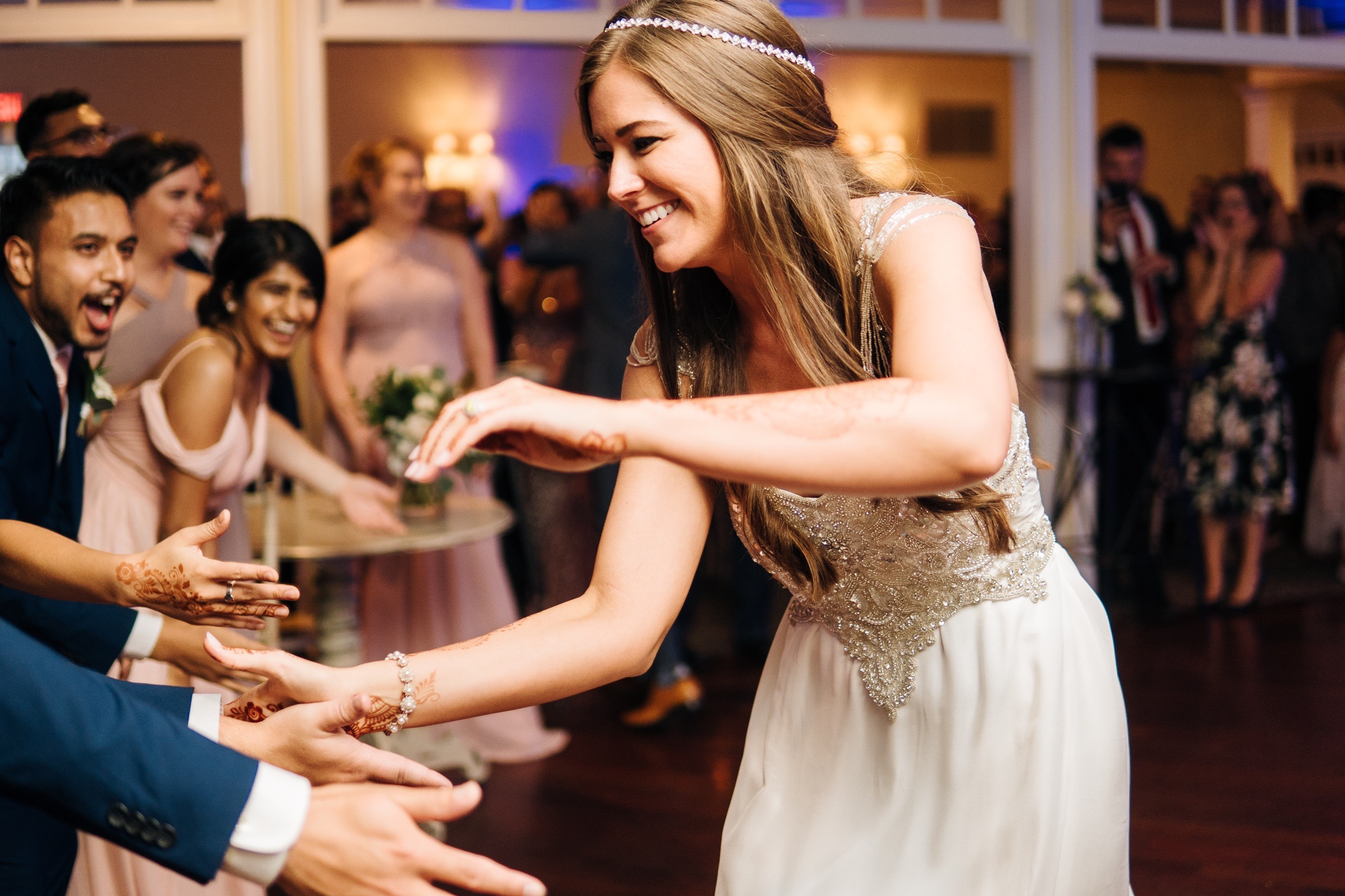 Multicultural Bengali Christian Wedding at the Mill at Fine Creek by Jonathan Hannah Photography-32.jpg