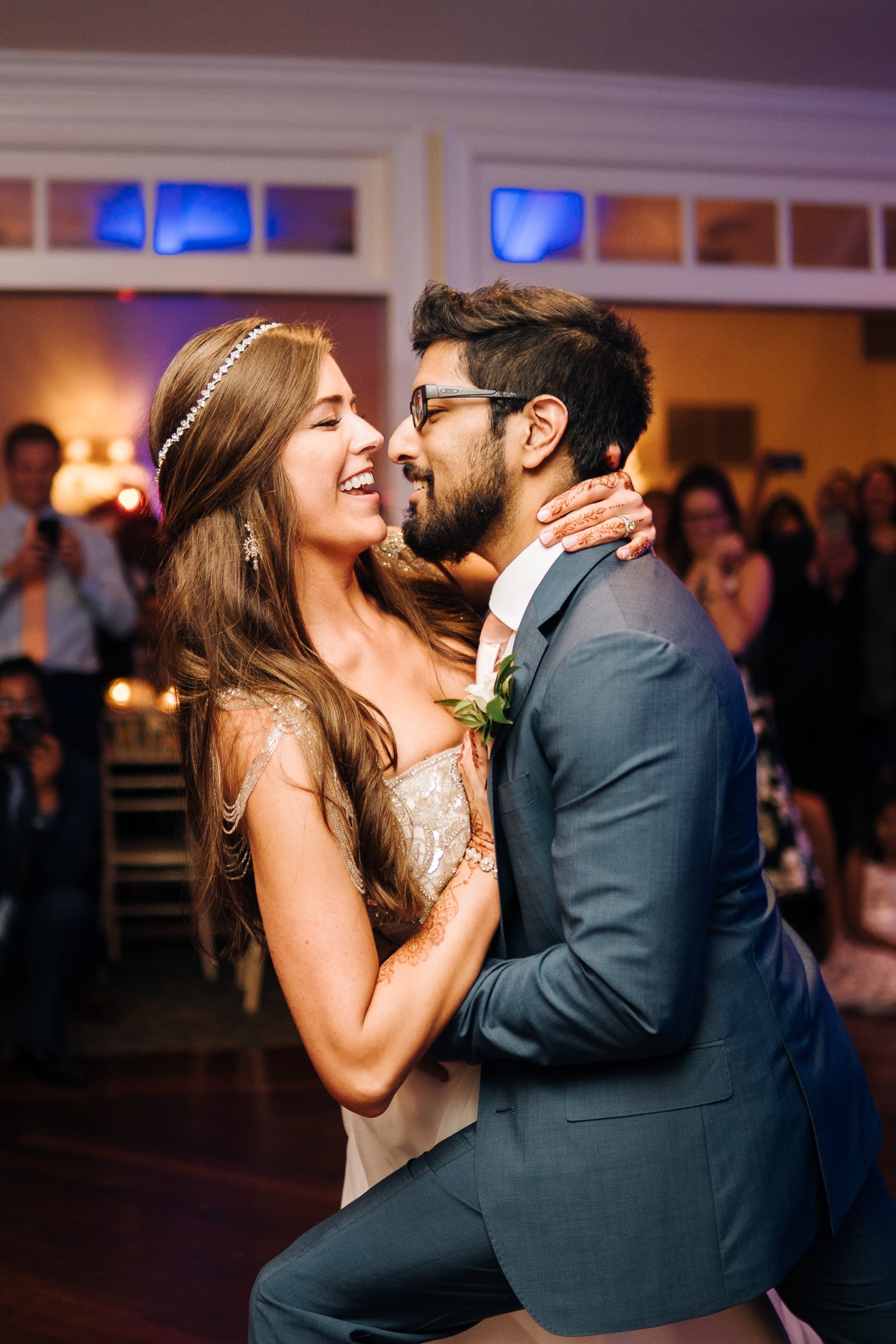 Multicultural Bengali Christian Wedding at the Mill at Fine Creek by Jonathan Hannah Photography-33.jpg