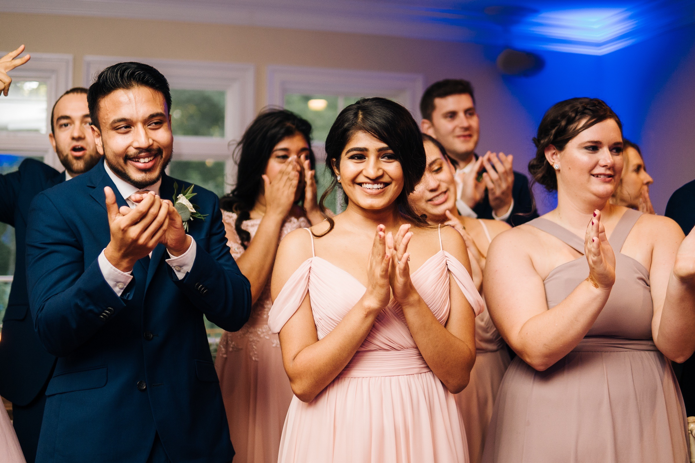 Multicultural Bengali Christian Wedding at the Mill at Fine Creek by Jonathan Hannah Photography-34.jpg