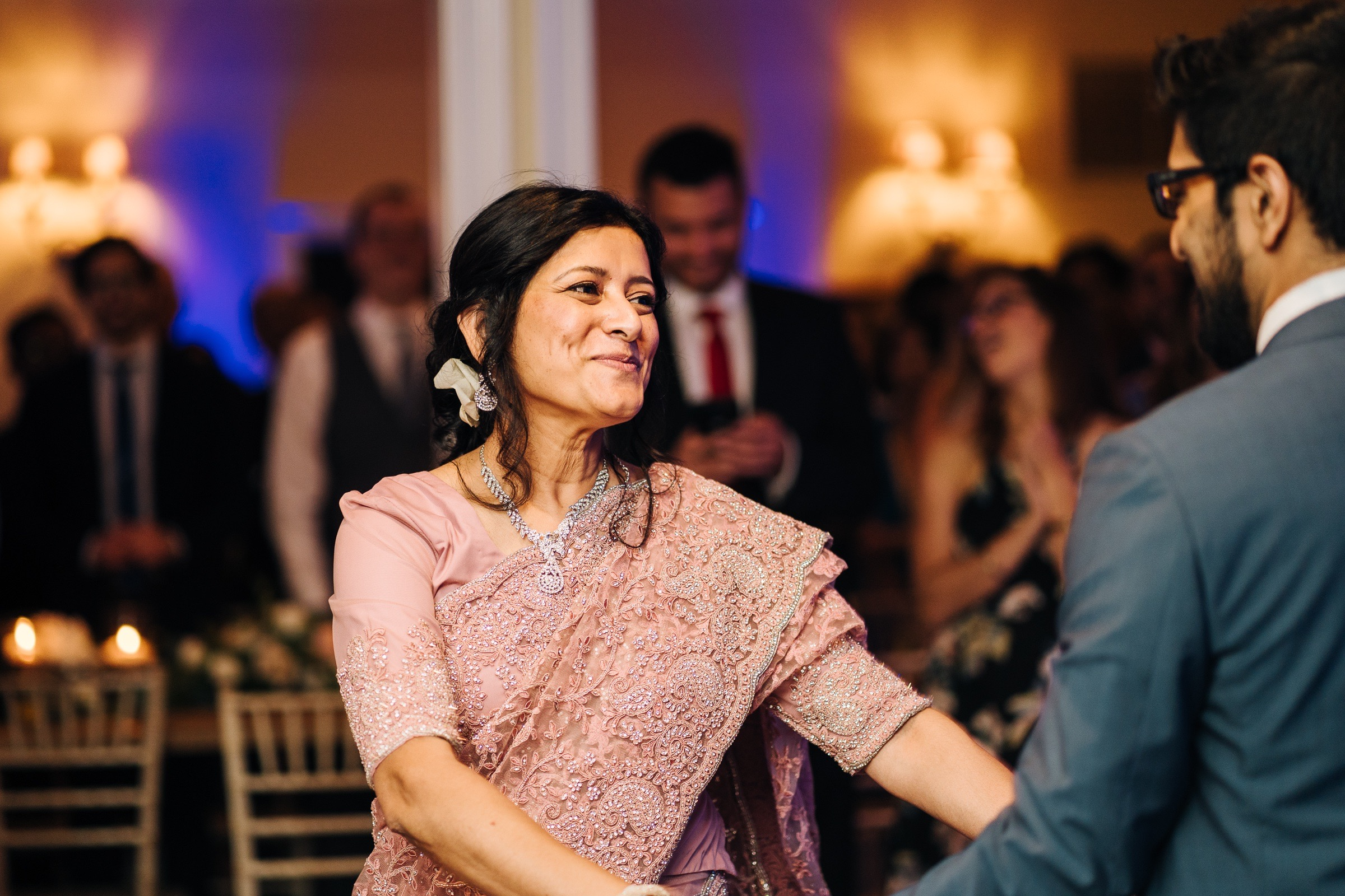 Multicultural Bengali Christian Wedding at the Mill at Fine Creek by Jonathan Hannah Photography-36.jpg