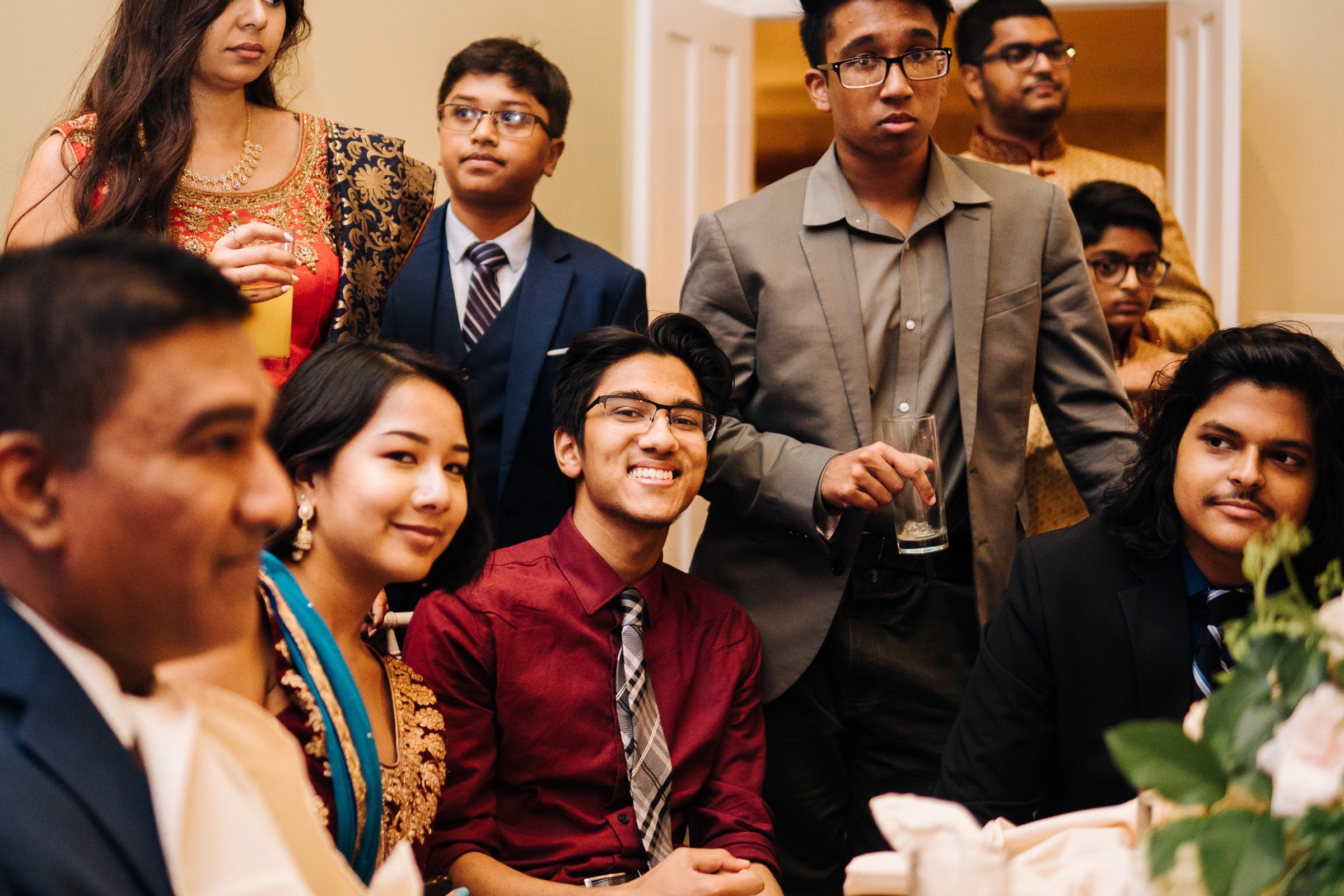 Multicultural Bengali Christian Wedding at the Mill at Fine Creek by Jonathan Hannah Photography-39.jpg
