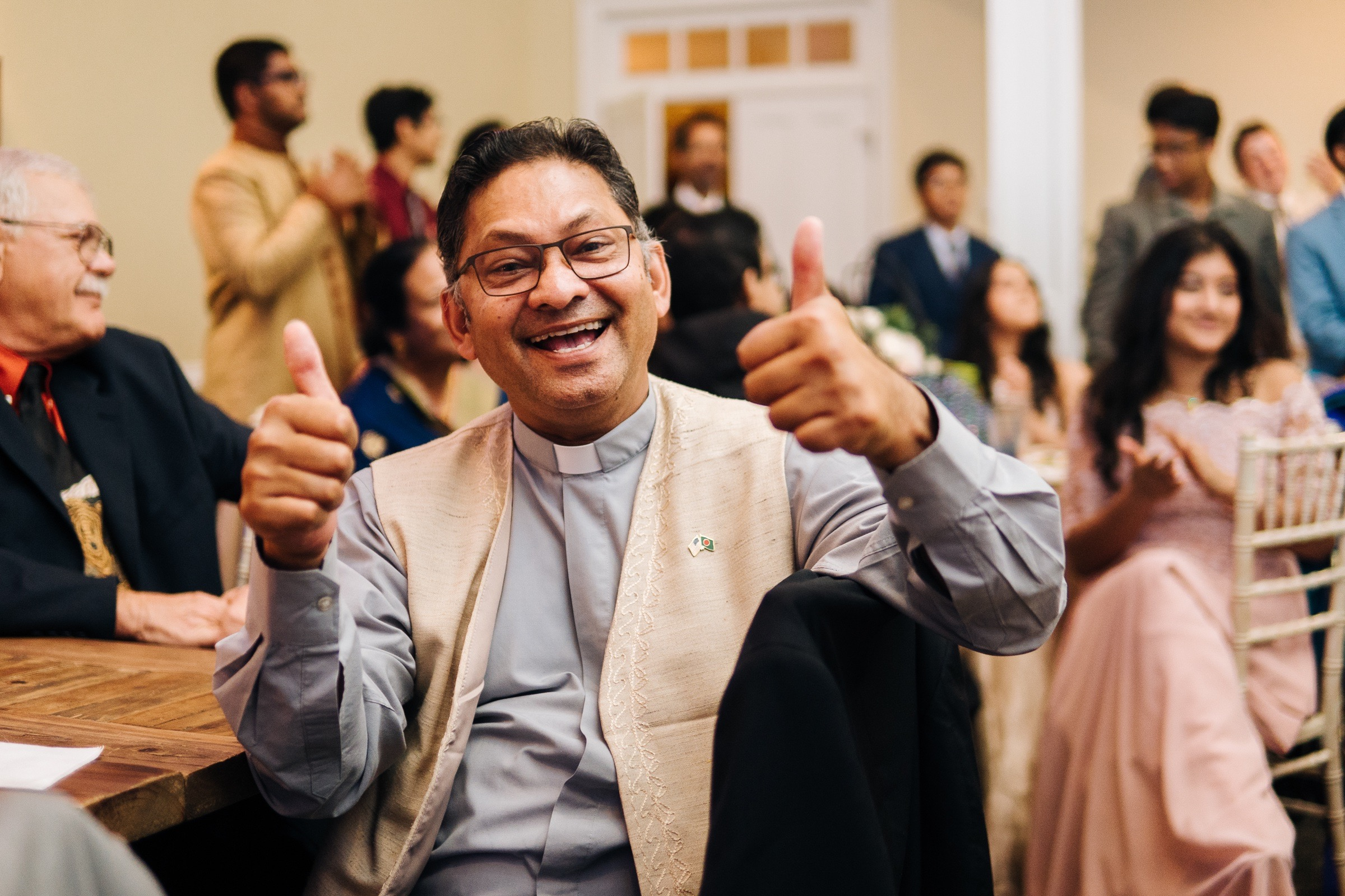 Multicultural Bengali Christian Wedding at the Mill at Fine Creek by Jonathan Hannah Photography-41.jpg