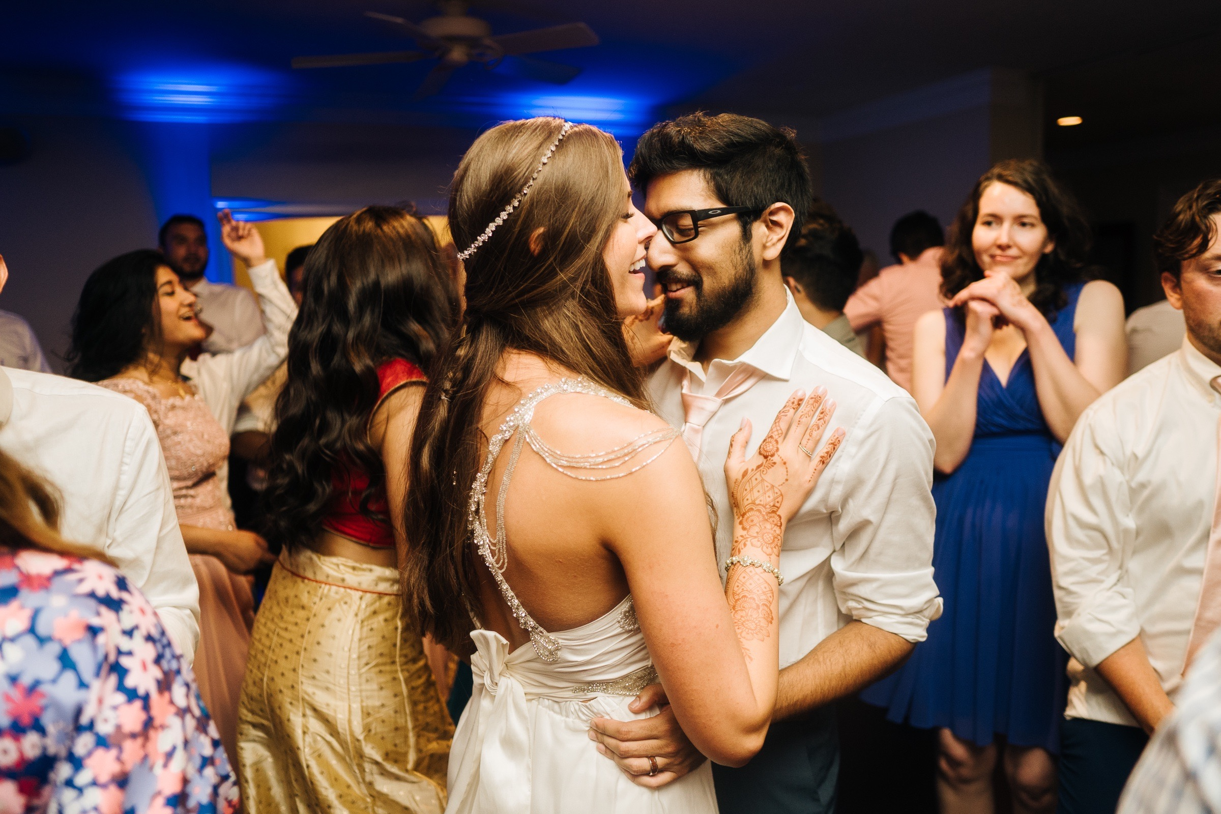 Multicultural Bengali Christian Wedding at the Mill at Fine Creek by Jonathan Hannah Photography-43.jpg
