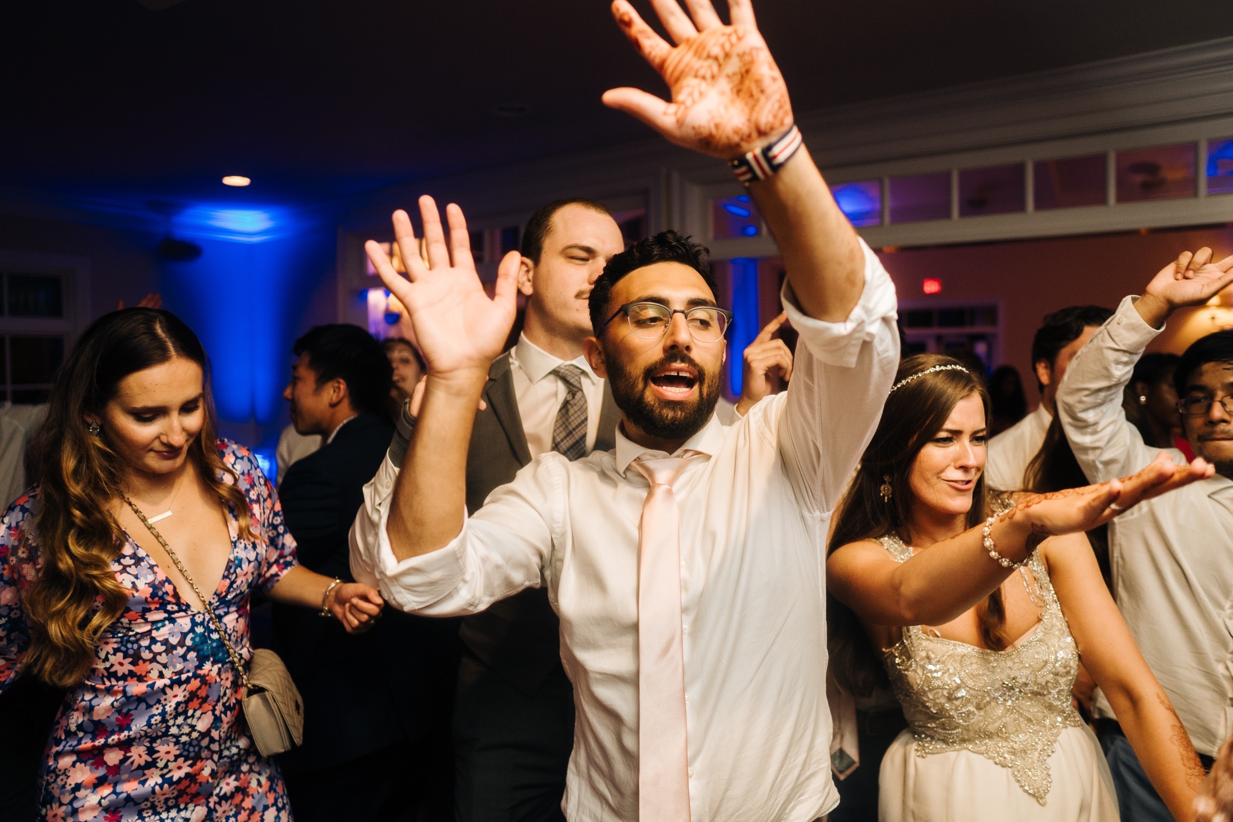 Multicultural Bengali Christian Wedding at the Mill at Fine Creek by Jonathan Hannah Photography-46.jpg