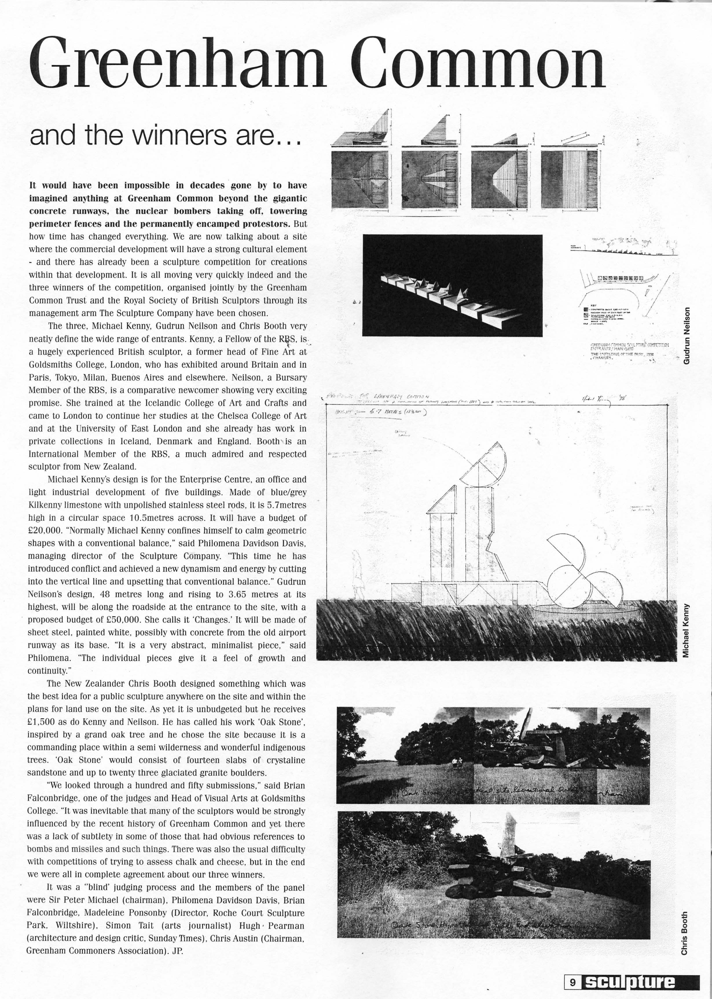 SCULPTURE, RRBS, Greenham Common and the winners are spring 19980000.jpg