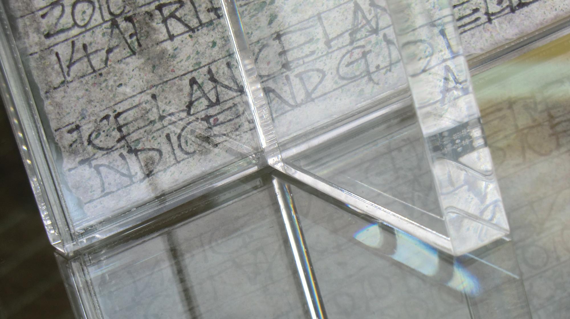 """2013 """"Blocked View"""" Edsvik Art Gallery, Sollentuna, Sweden"""