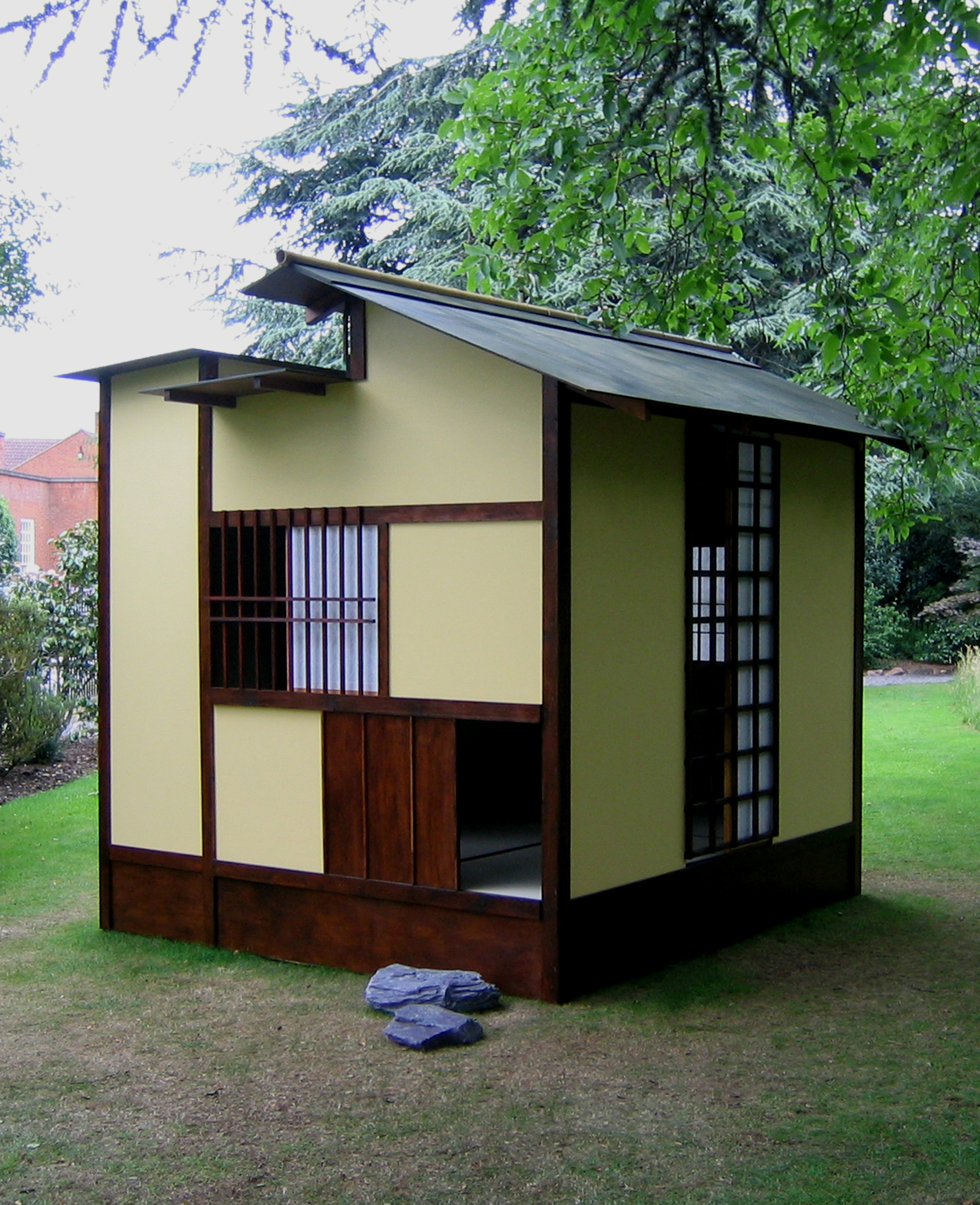 Japanese Tea house 2005