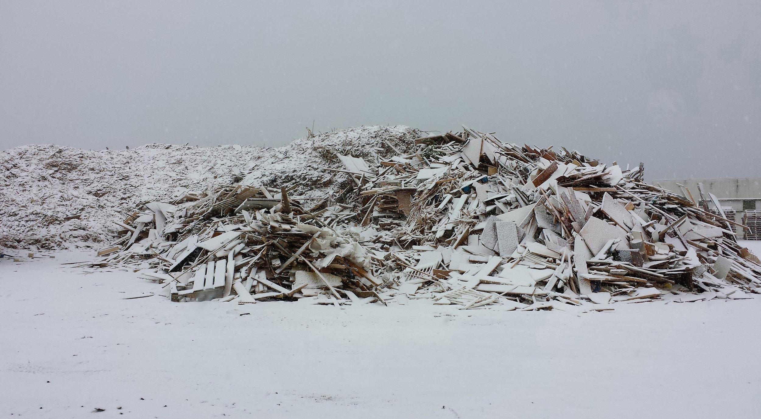 White Mountain on show in SÍM Reykjavík 2018