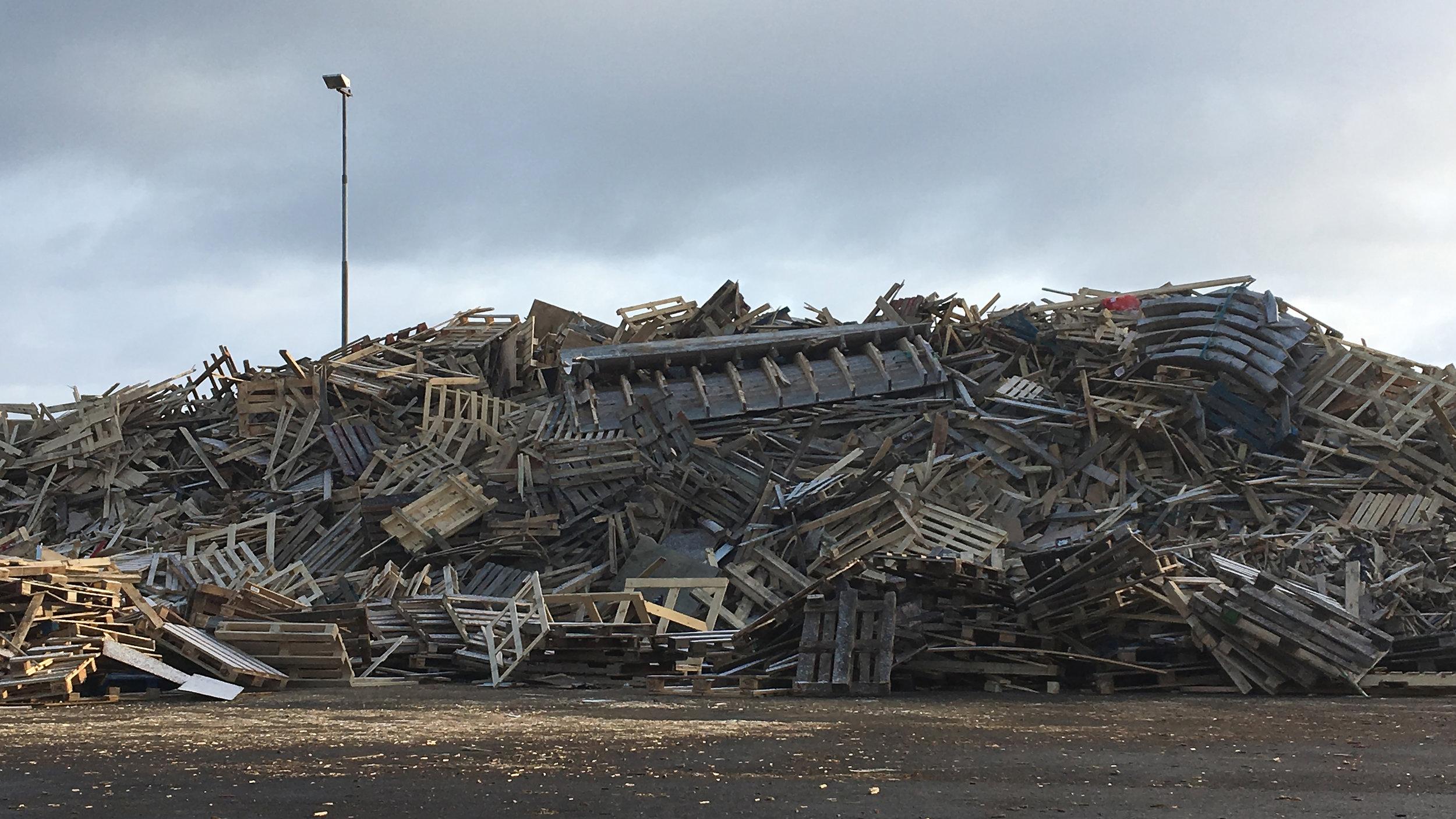 Skriður / Landslide, 2018