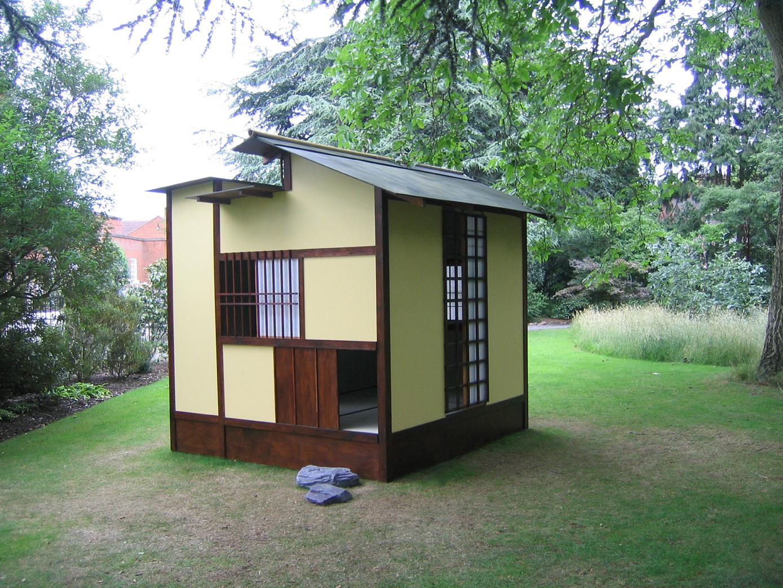 1 Japanese Teahouse 3 mat 2005 Gudrun Nielsen.jpg