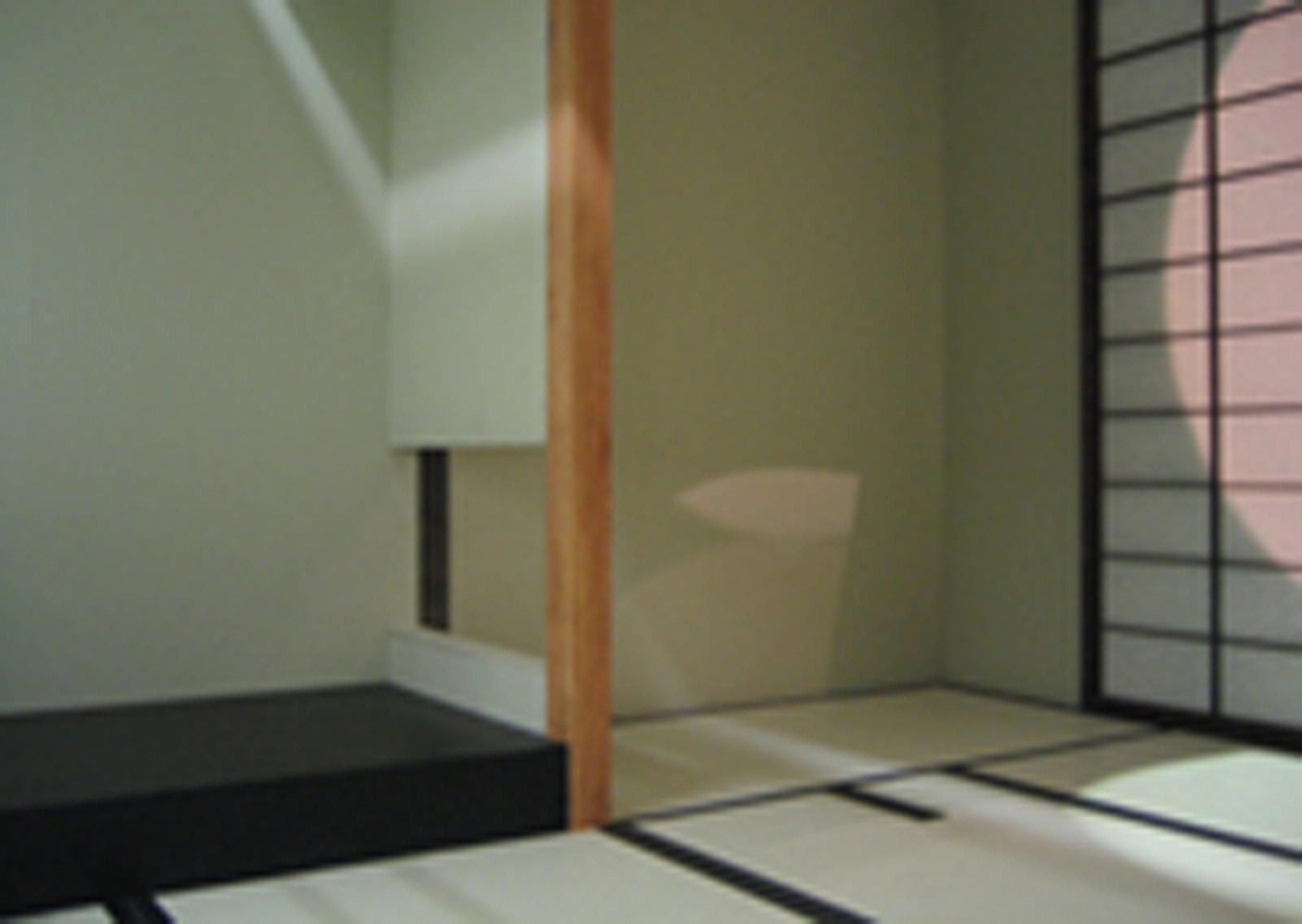 Japanese Teahouse 8 mat 2005 b b Gudrun Nielsen.jpg
