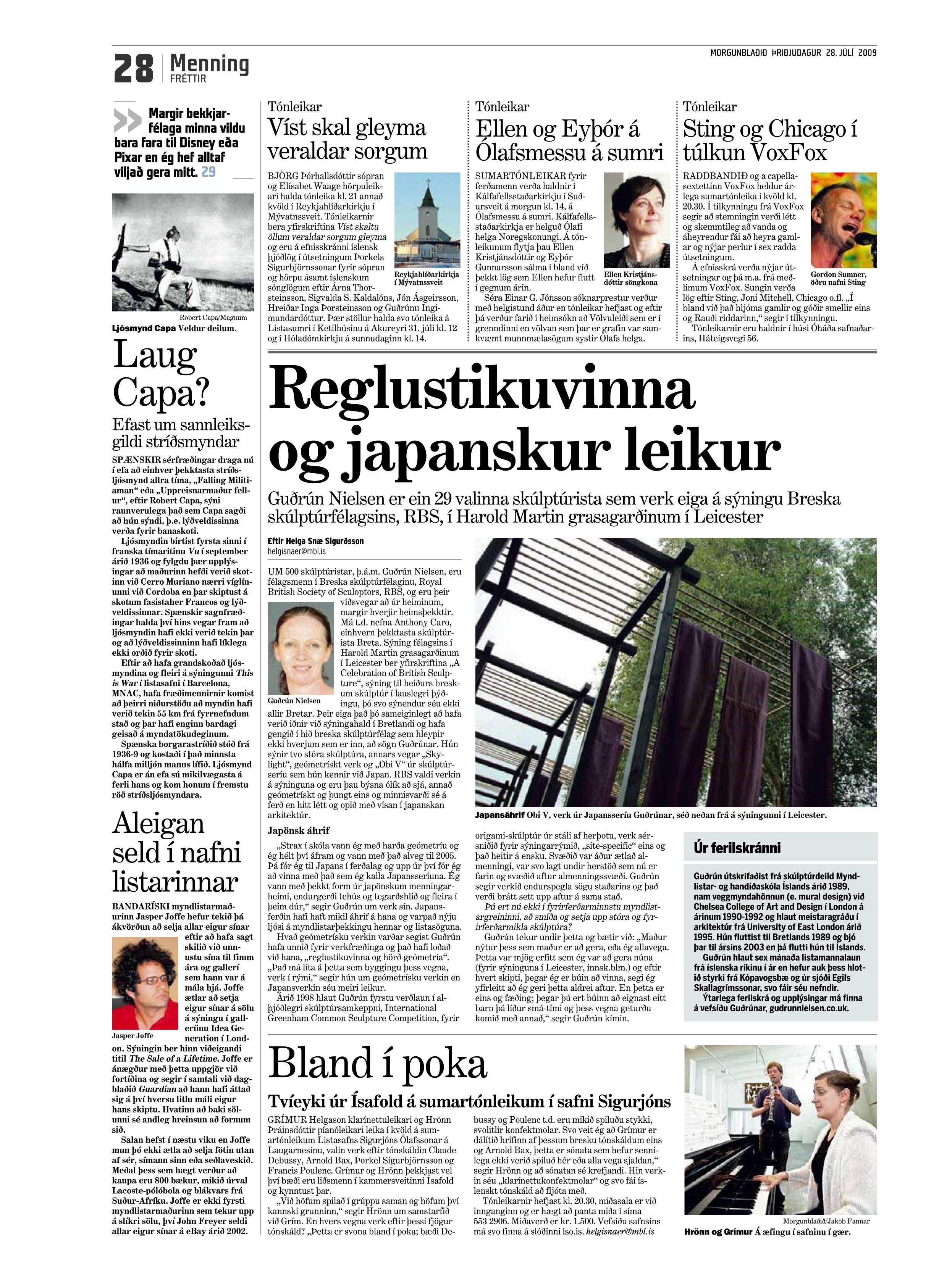 reglustikuvinna og japanskur leikur 2009.jpg