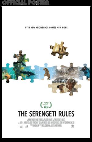 Anne Nikitin - Serengeti Rules