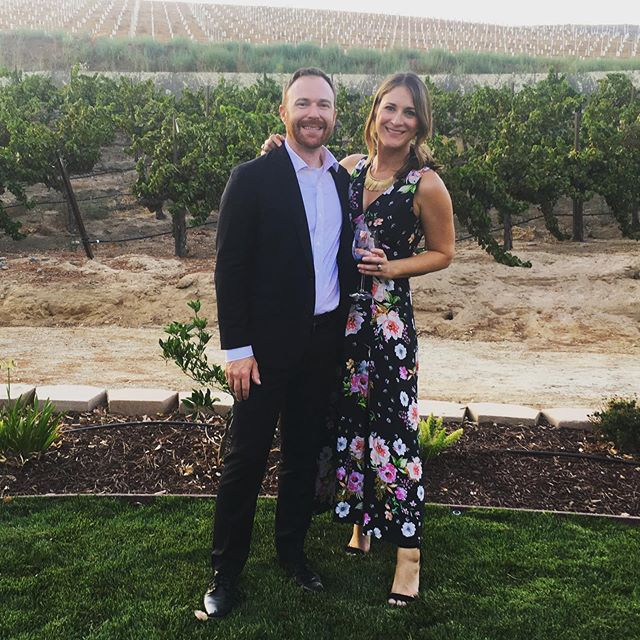Wrapping up the summer with an epic wine country wedding. #maxsonoutonlove