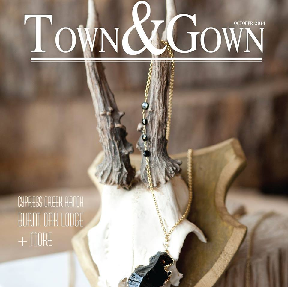 Town & Gown Magazine