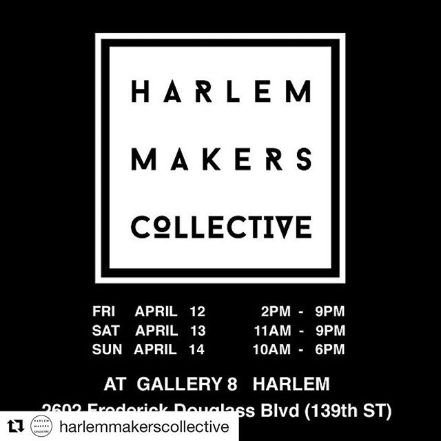A lot of people are asking us if we will still have the Pop up market @lamaisondartny . Unfortunately we are closing while looking for a new space in Harlem. You can find all the great vendors for the former market which is now called @harlemmakerscollective at @gallery8eight - support local creators & vendors! ・・・ Save the dates! 🌸🌸🌸 HMC spring shopping event is coming up! We can't wait to see you all 🥰 #spring #shopping #harlem #event #harlemmakerscollective #madeinnewyorkcity #nyc #luxury #shoplocal