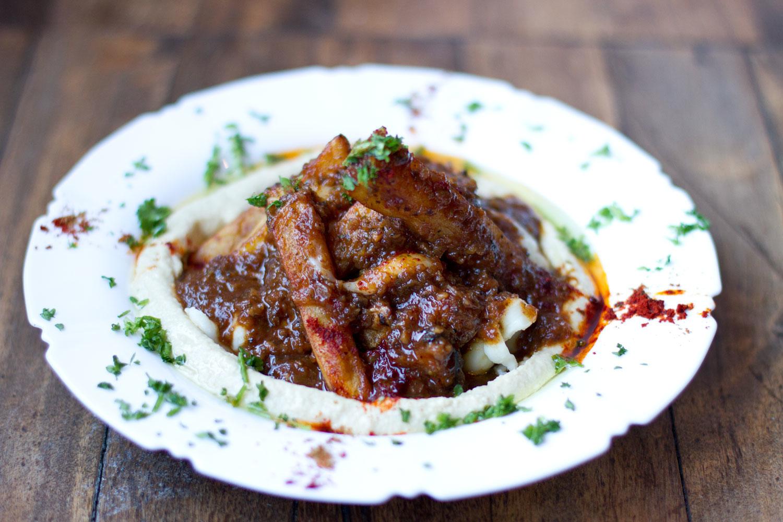 Birona Hummus Bar