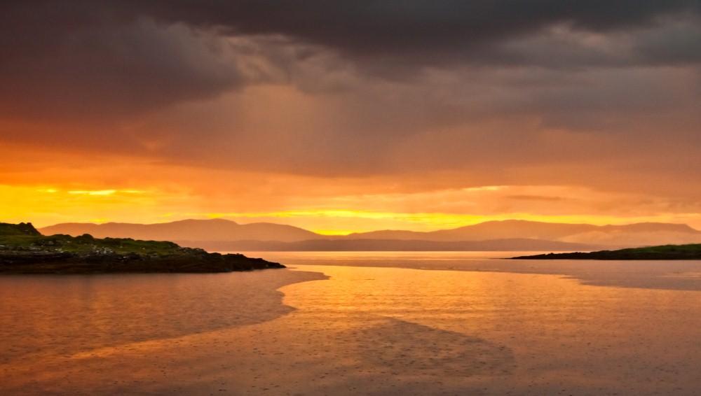 WET SUNSET by Norman Ferguson.jpg