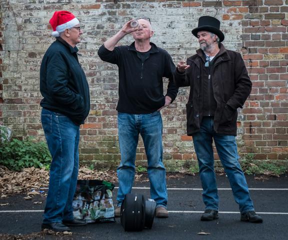 Christmas In Rye 2016 - Image by Veryan Pollard