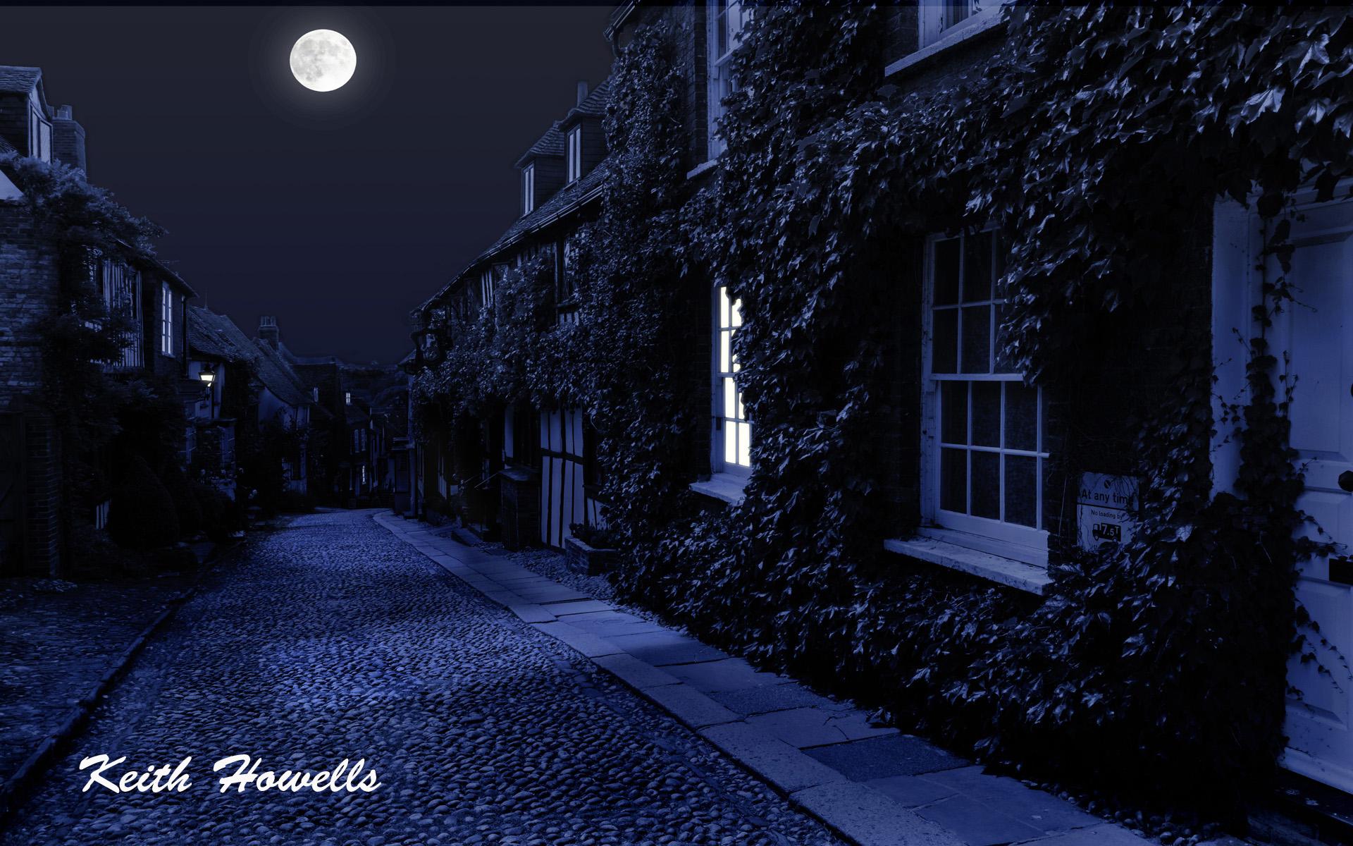 Moonlit Rye