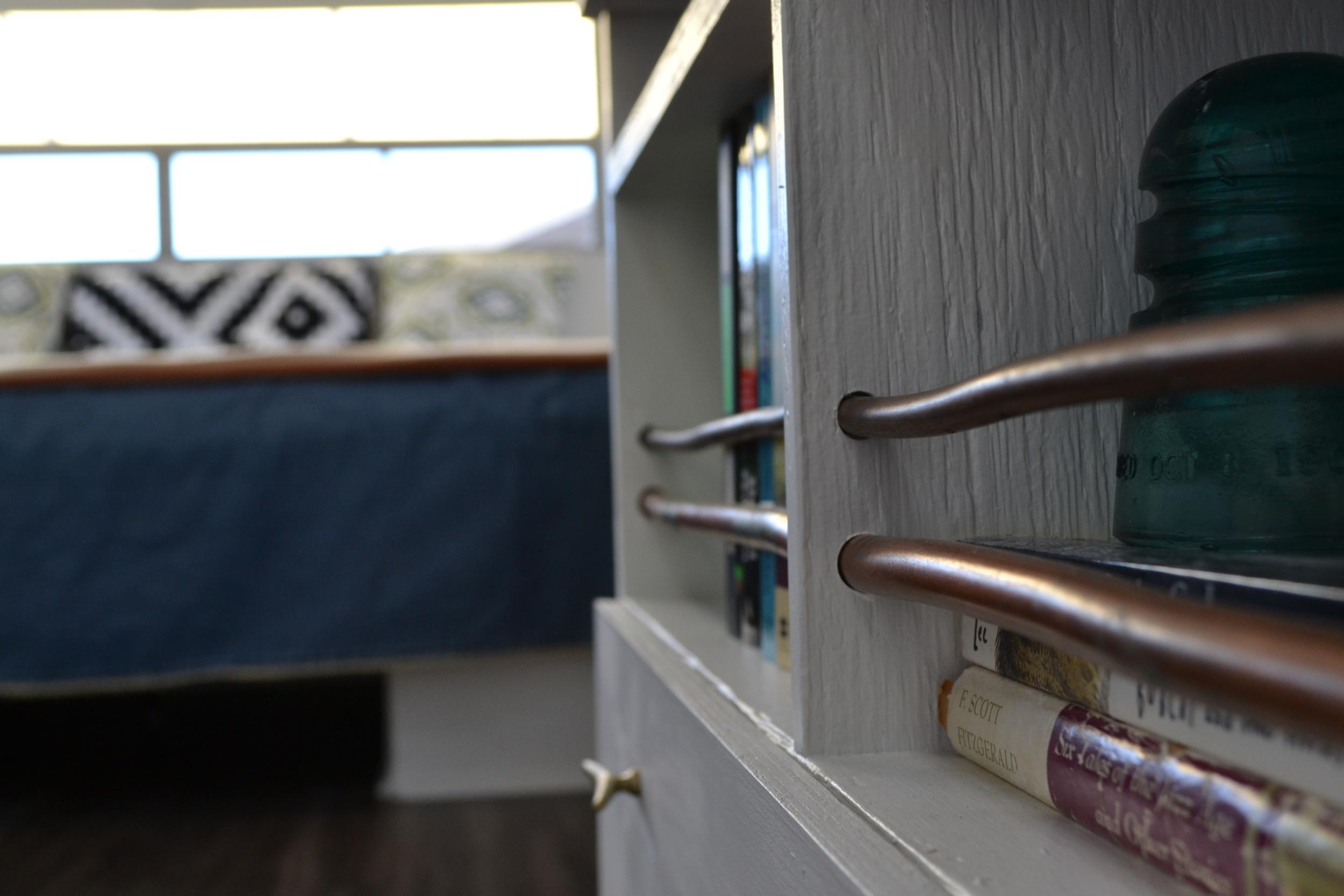 Utility Cabinet Closeup