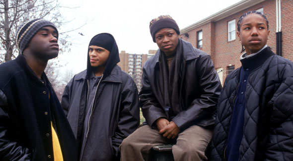 Entertainment To-Go: The Wire, Season 1 | Local Color XC