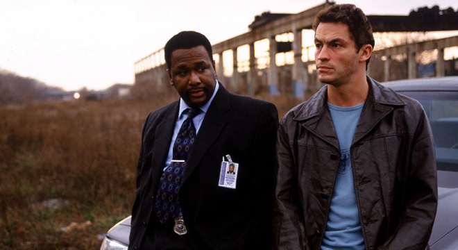 Entertainment To-Go: The Wire Season 1 | Local Color XC