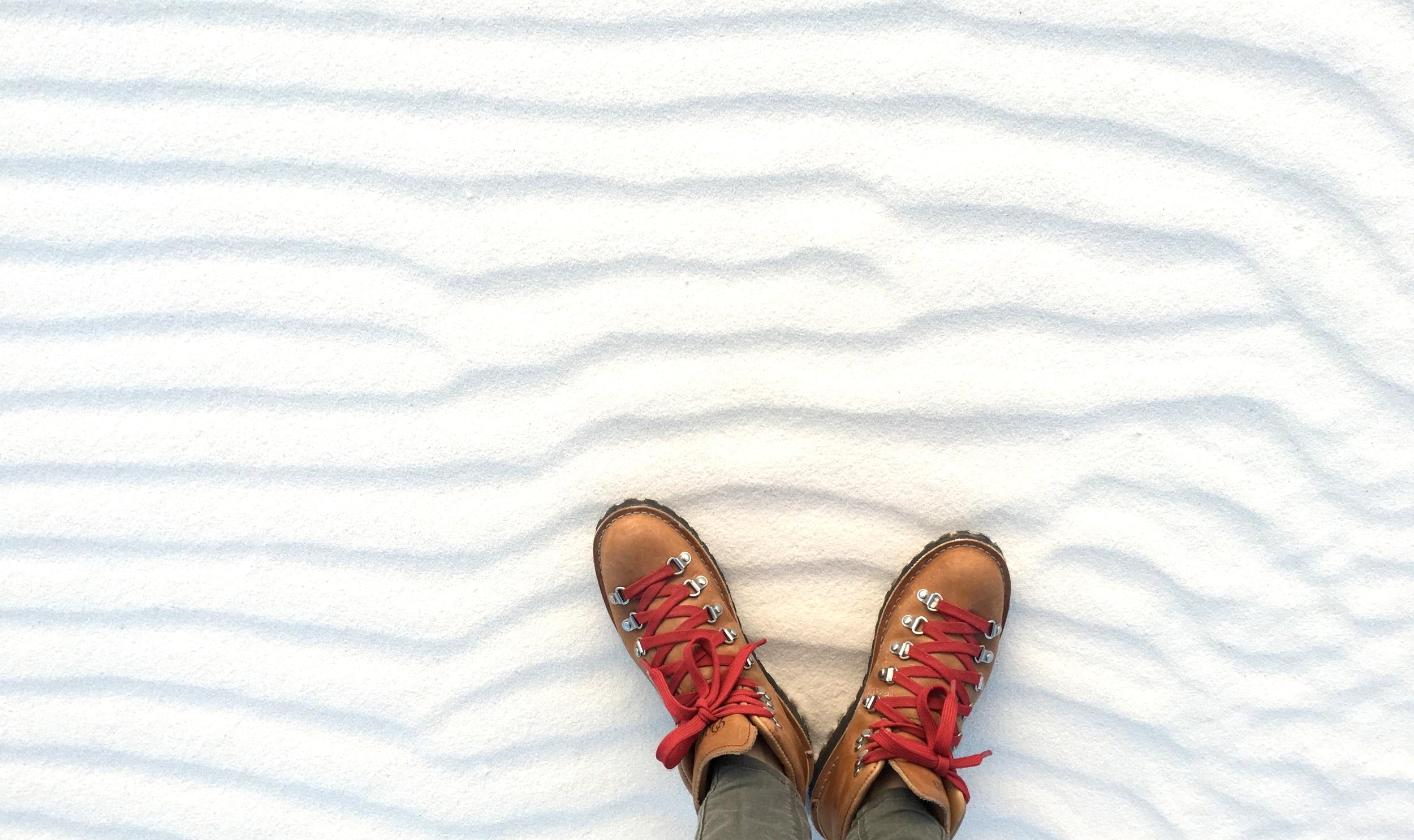 Mel's Mountain Cascade boots from Danner.