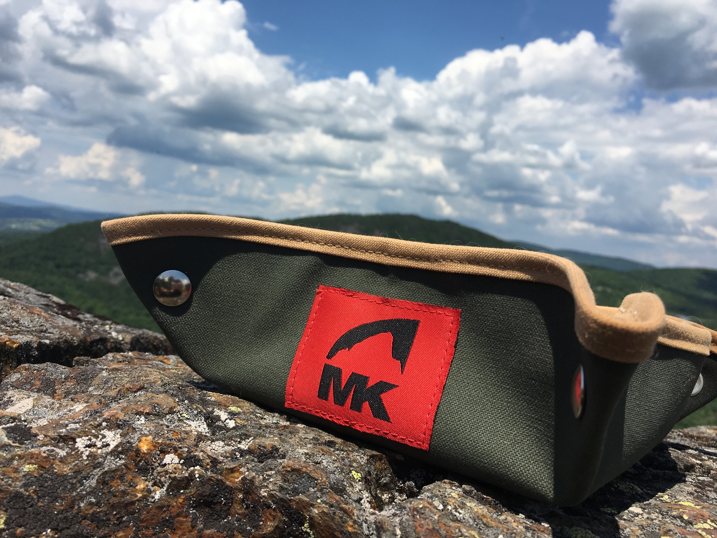 Meet Mountain Khakis, our first blog partner! This is their  Canvas Waterproof Dog Water Bowl.