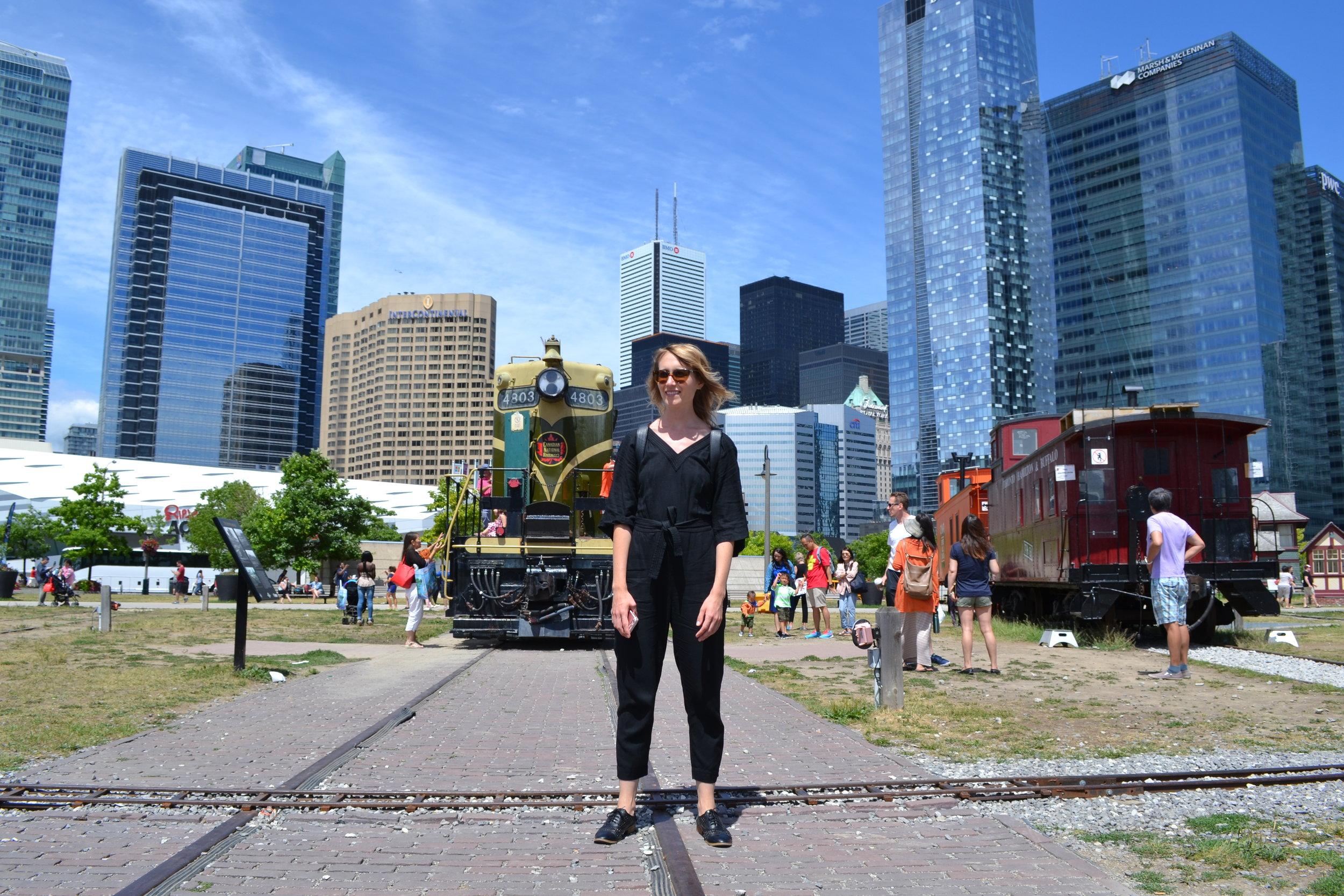 Toronto!