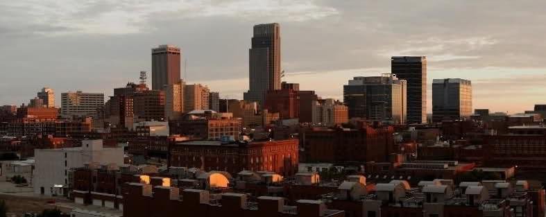Omaha sundown.