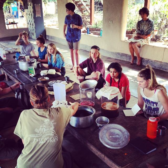 Learning to make Kambucha