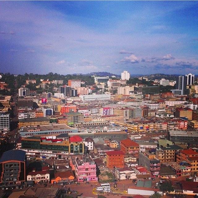 Colorful Kampala