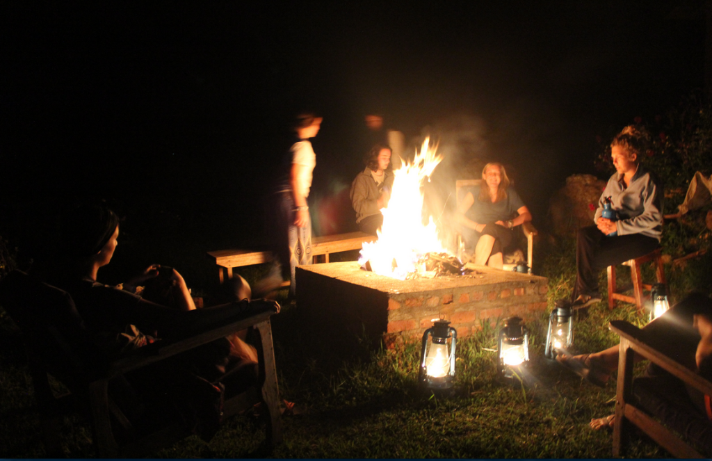 Campfire Time!