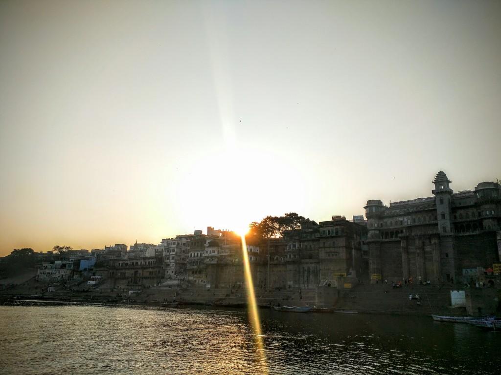 Varanasi Sunsets