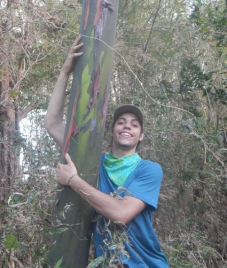 Trey in Nicaragua.